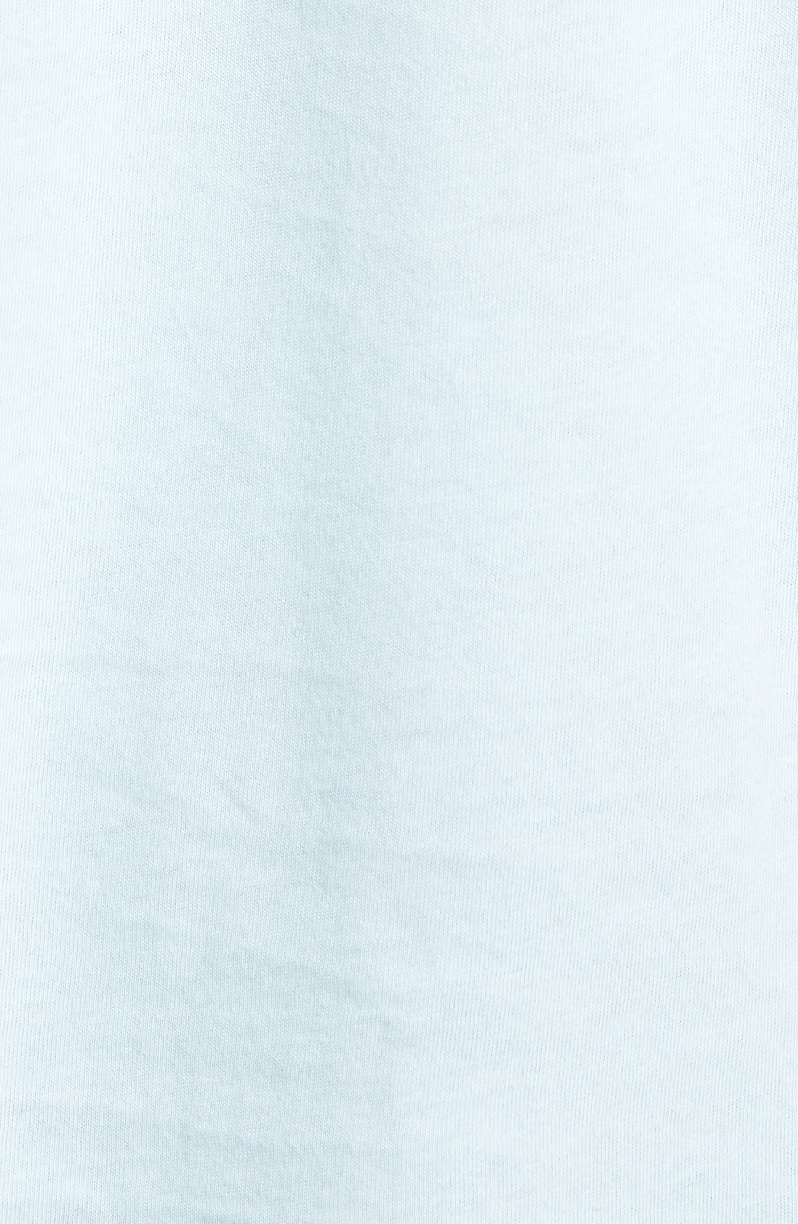 Concept Graphic T-Shirt,                             Alternate thumbnail 5, color,                             Cobalt Tint/ Illusion Green