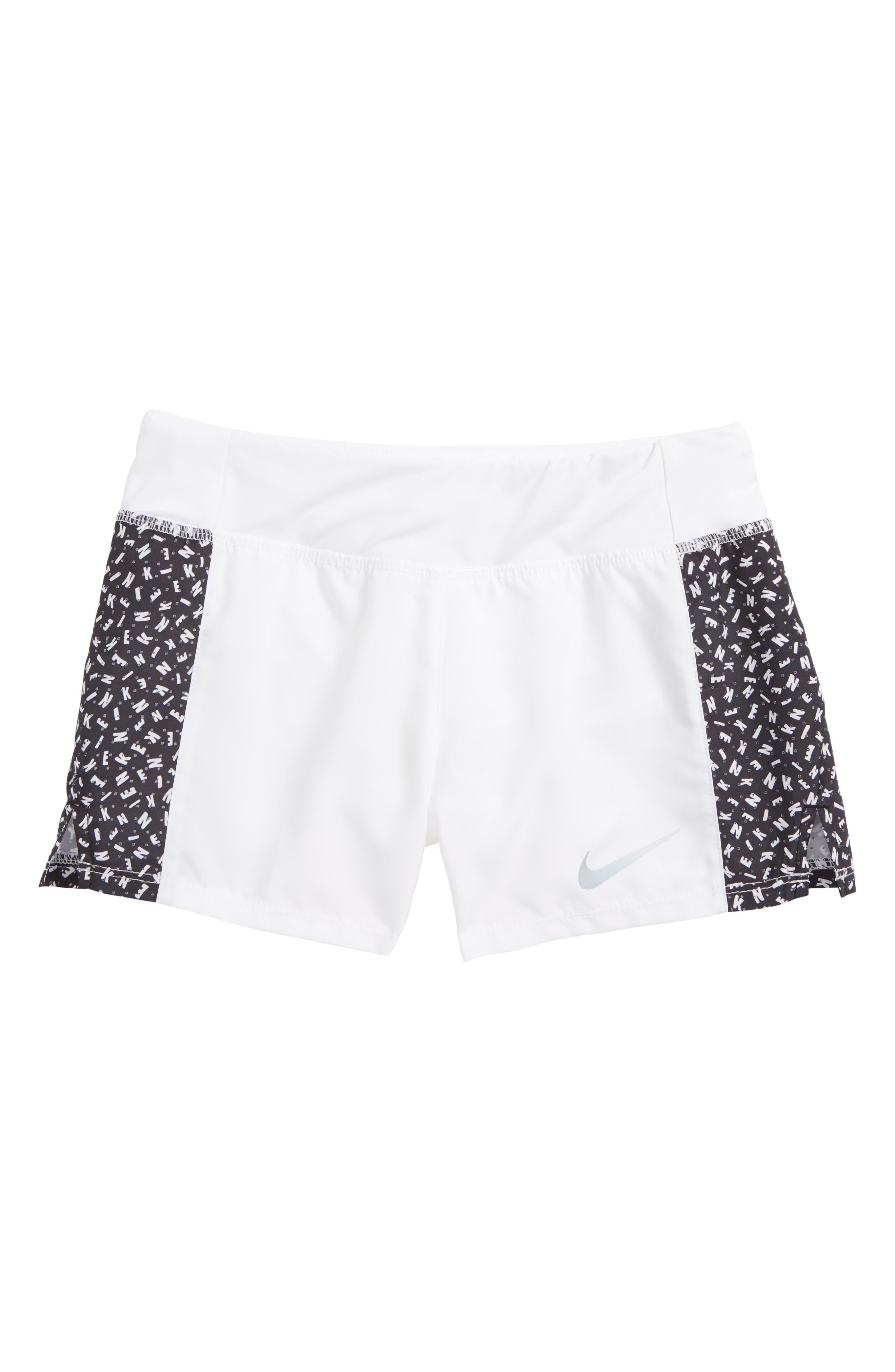 Triumph AOP2 Dry Shorts,                         Main,                         color, White