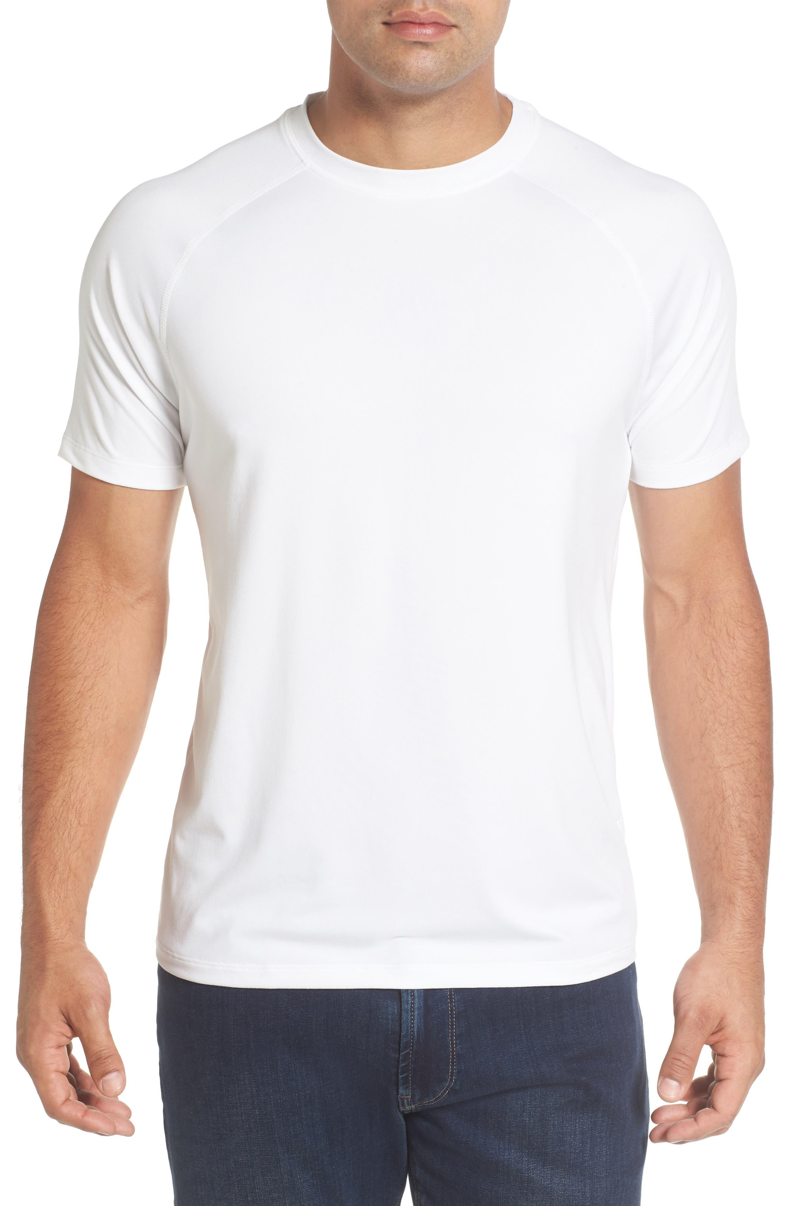 Rio Technical T-Shirt,                         Main,                         color, White