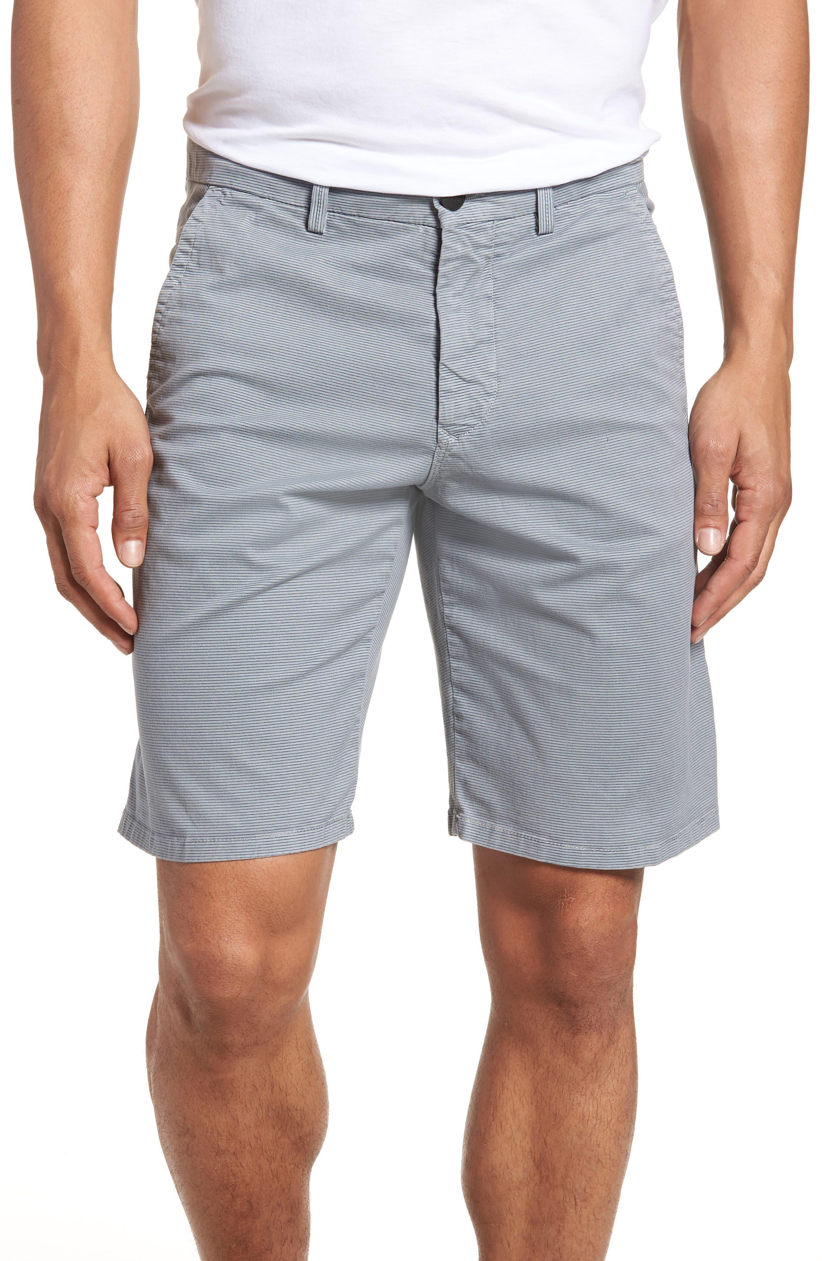 Good Man Brand Monaco Stripe Stretch Shorts