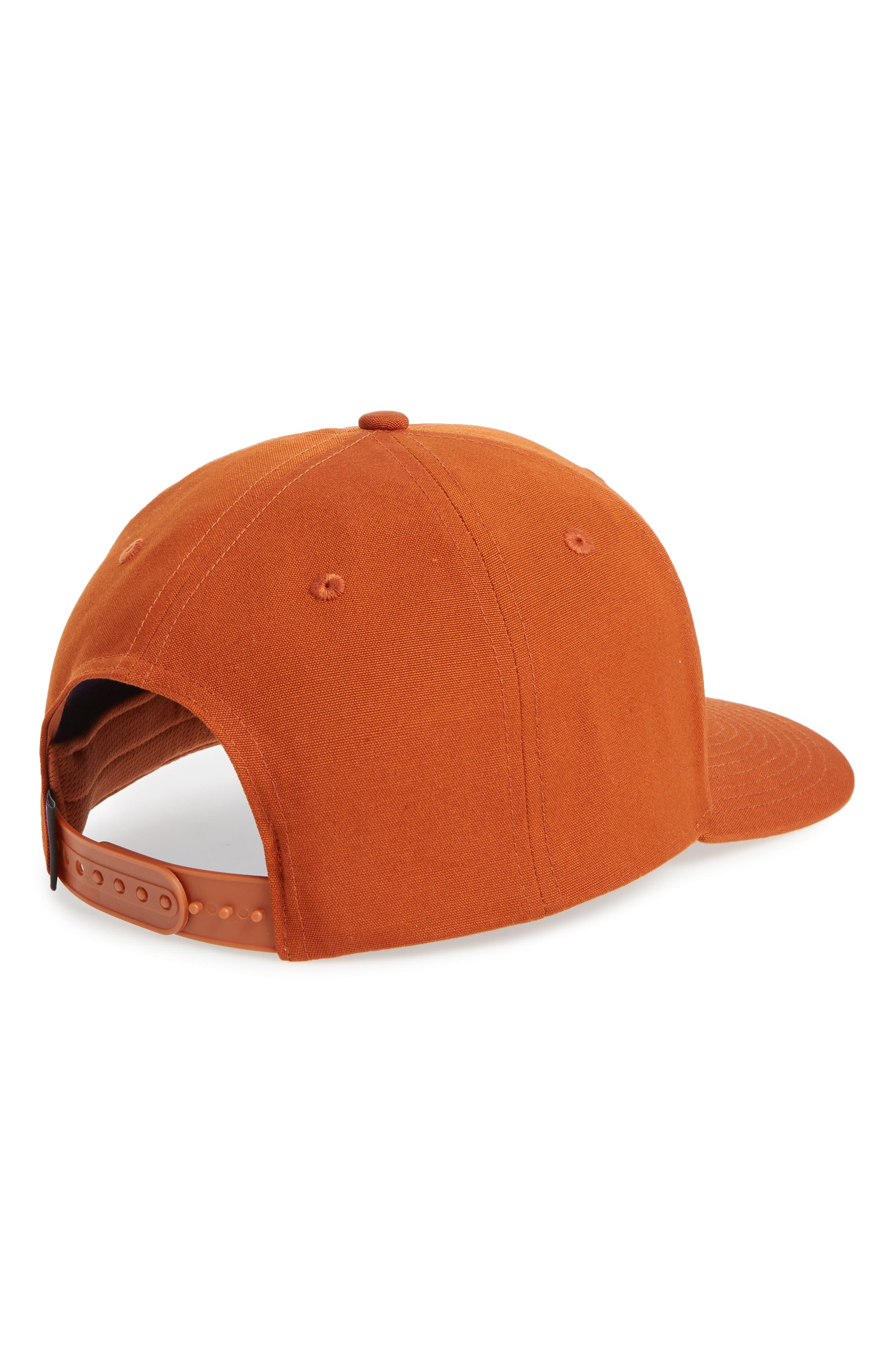 P-6 Roger That Baseball Cap,                             Alternate thumbnail 2, color,                             Copper Ore