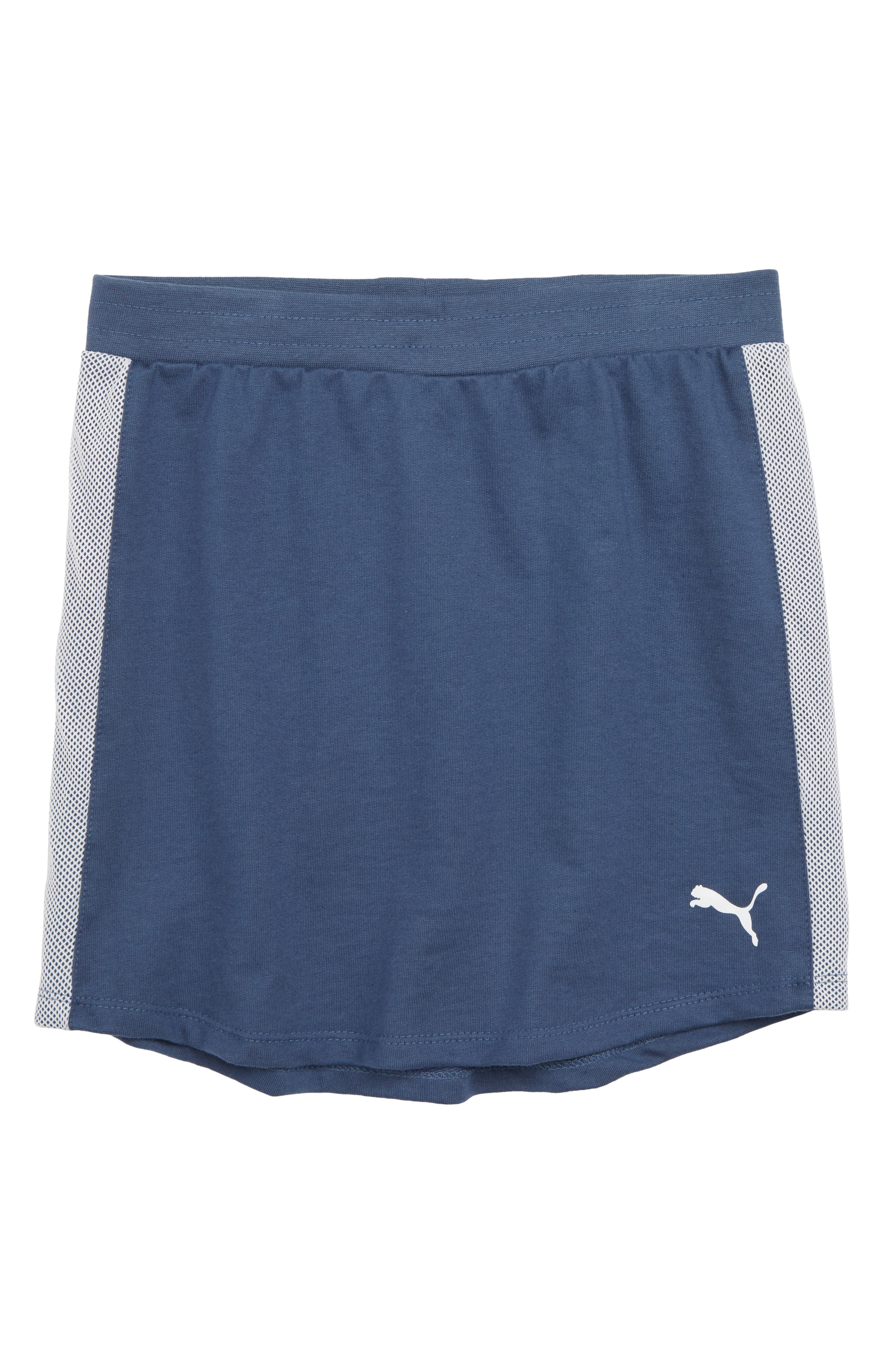 PUMA French Terry Skirt (Big Girls)