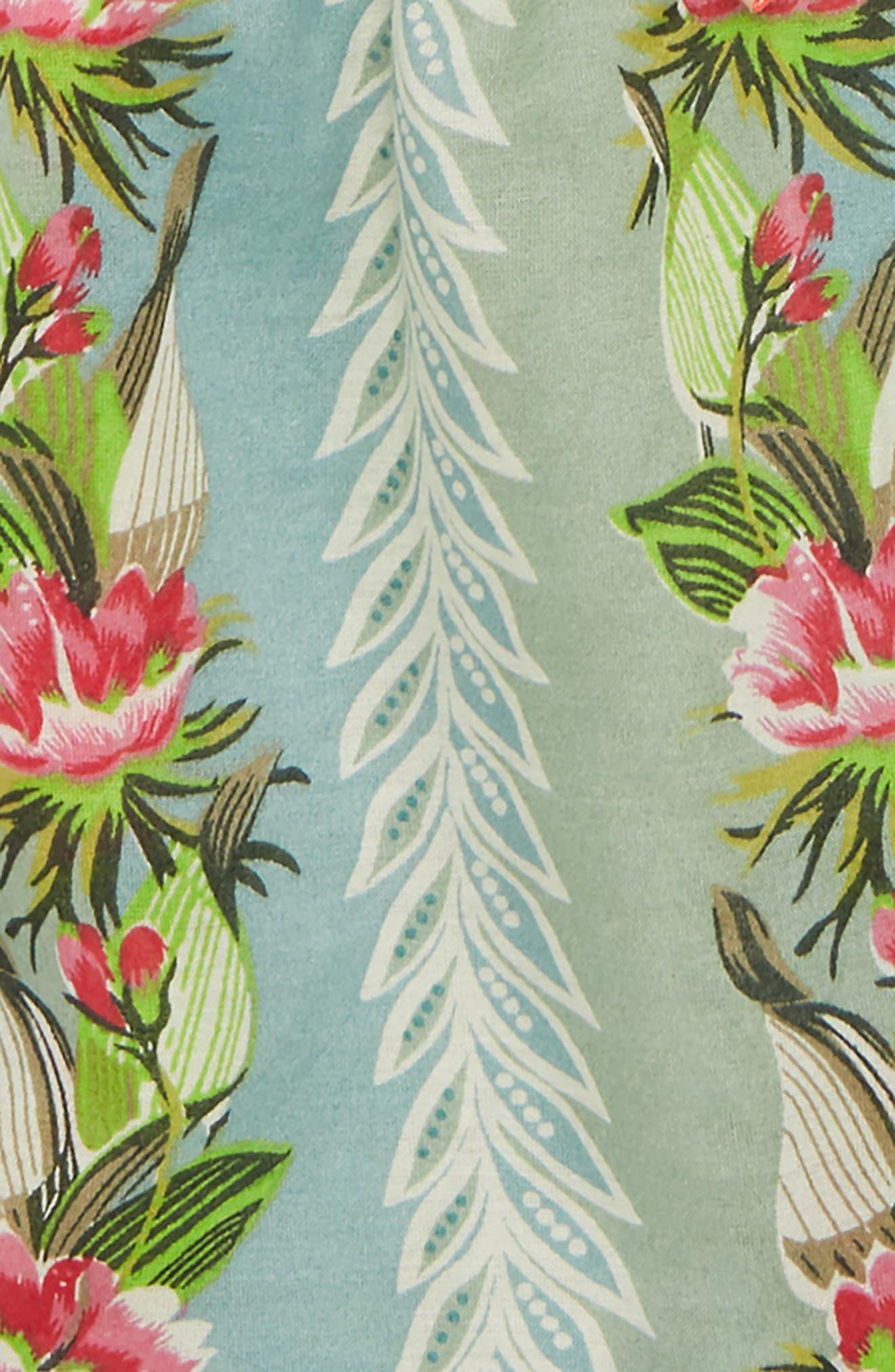 Scotch R'Belle Poolside Floral Romper,                             Alternate thumbnail 2, color,                             590 K Print