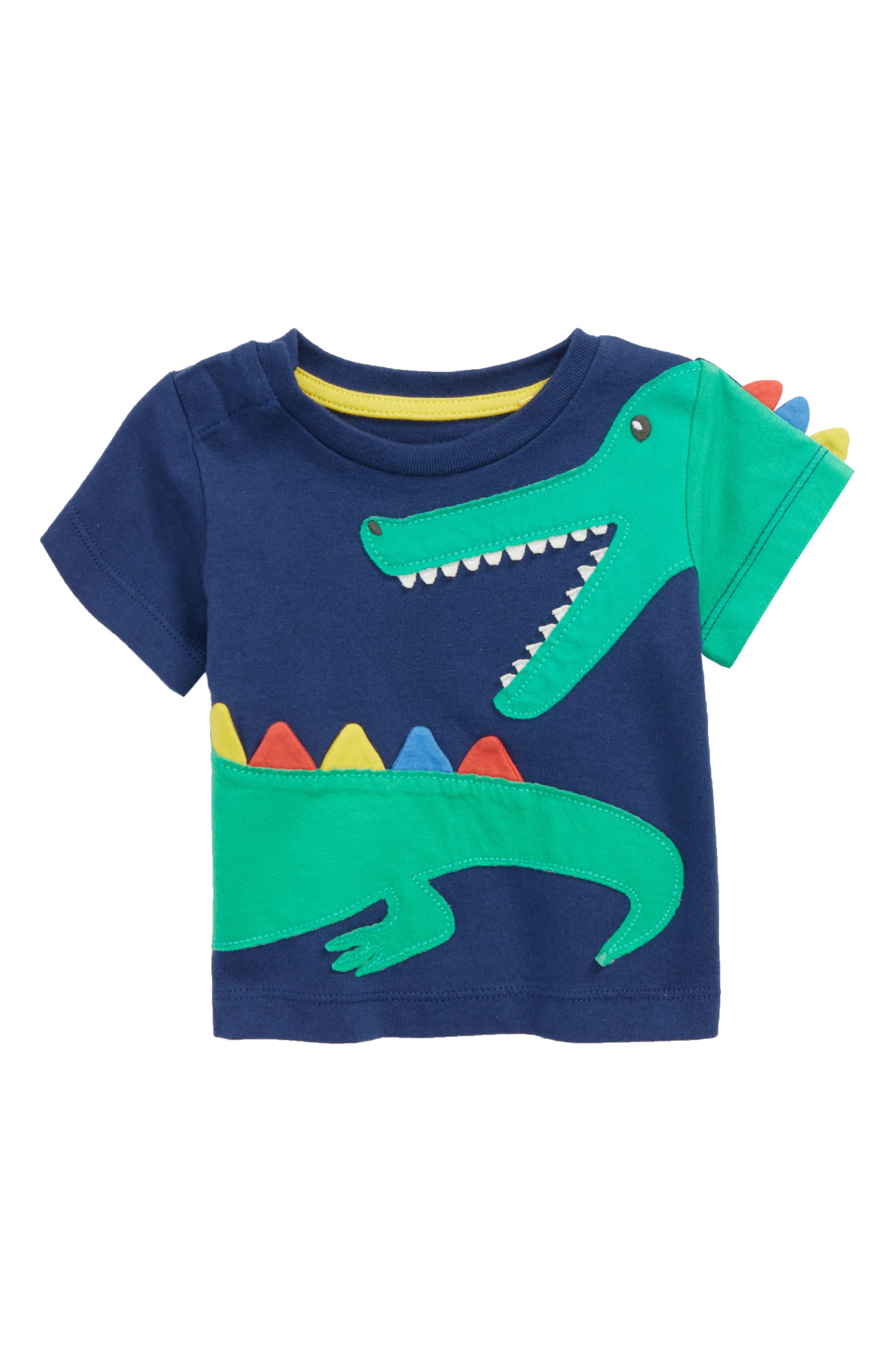 Mini Boden Novelty T-Shirt (Baby Boys)