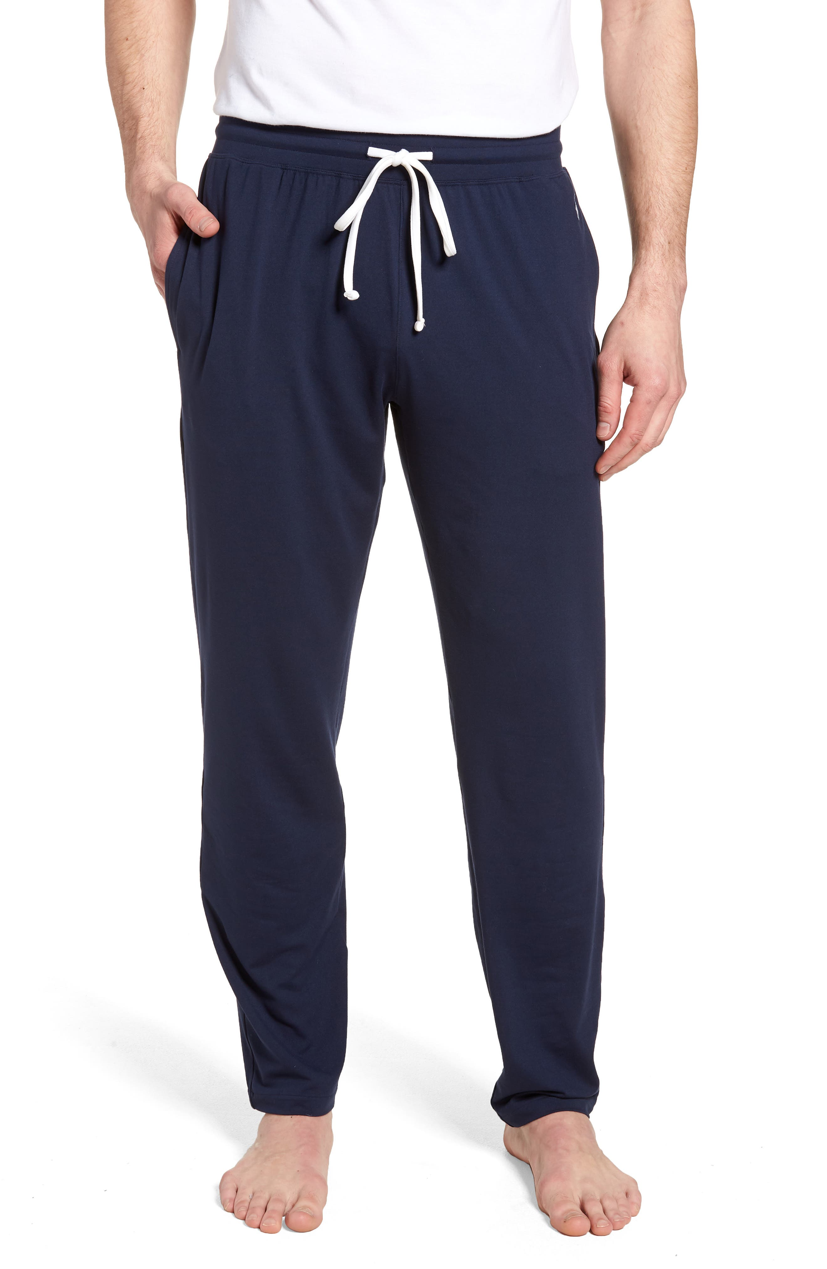 Therma Lounge Pants,                             Main thumbnail 1, color,                             Cruise Navy/ Nevis