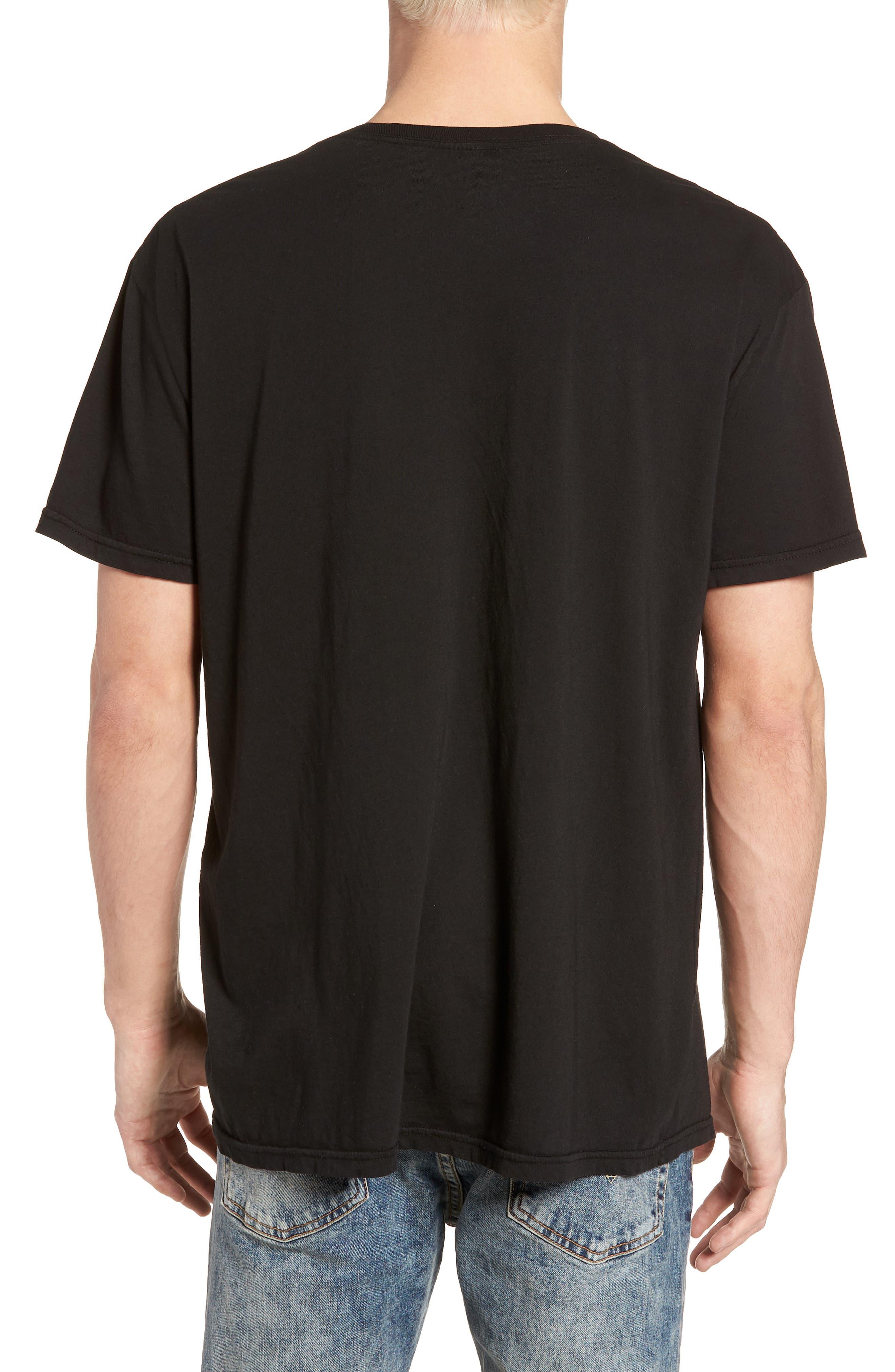 Misfits Graphic T-Shirt,                             Alternate thumbnail 2, color,                             Black