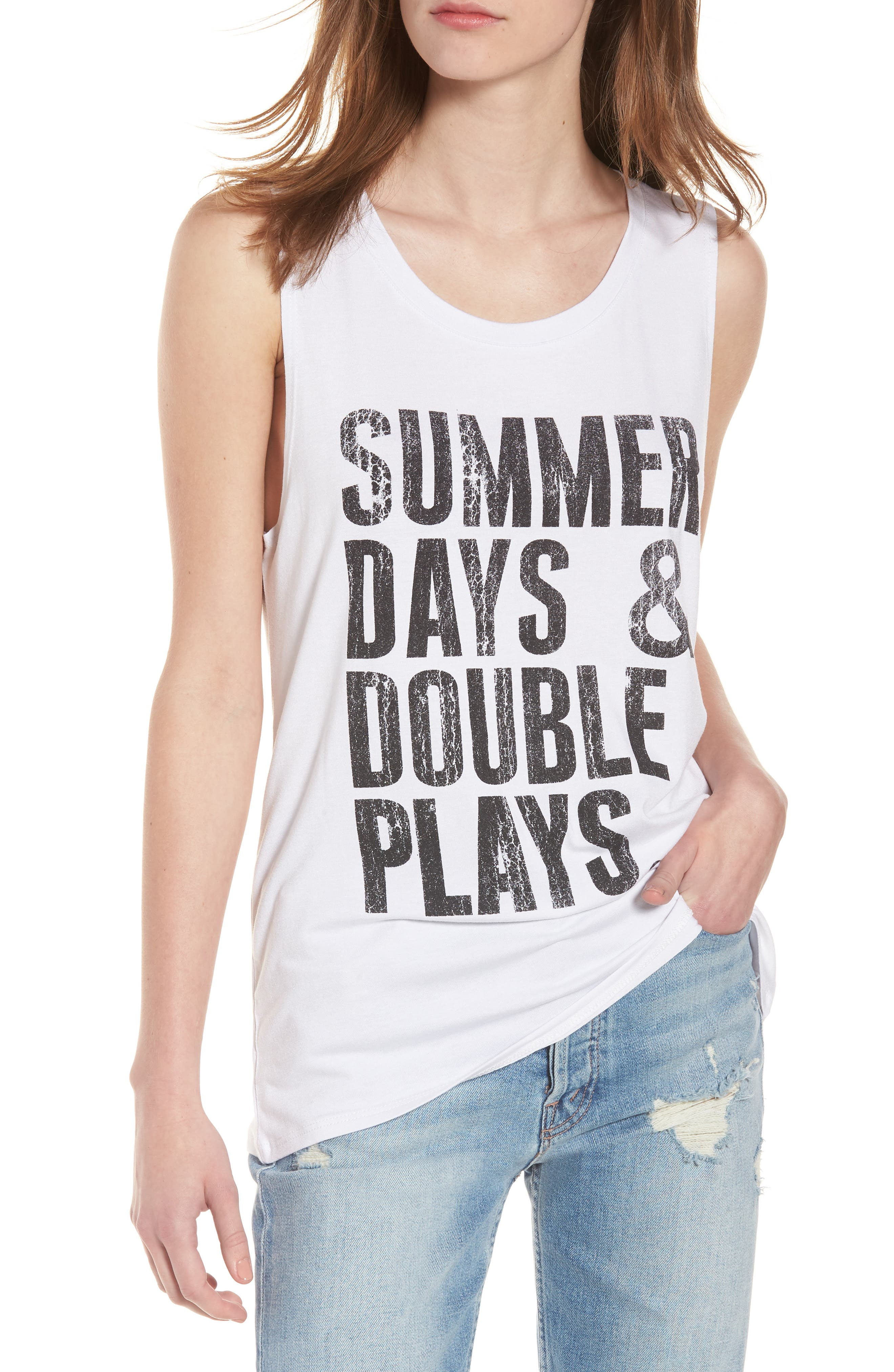 Prince Peter Summer Days & Double Plays Tank