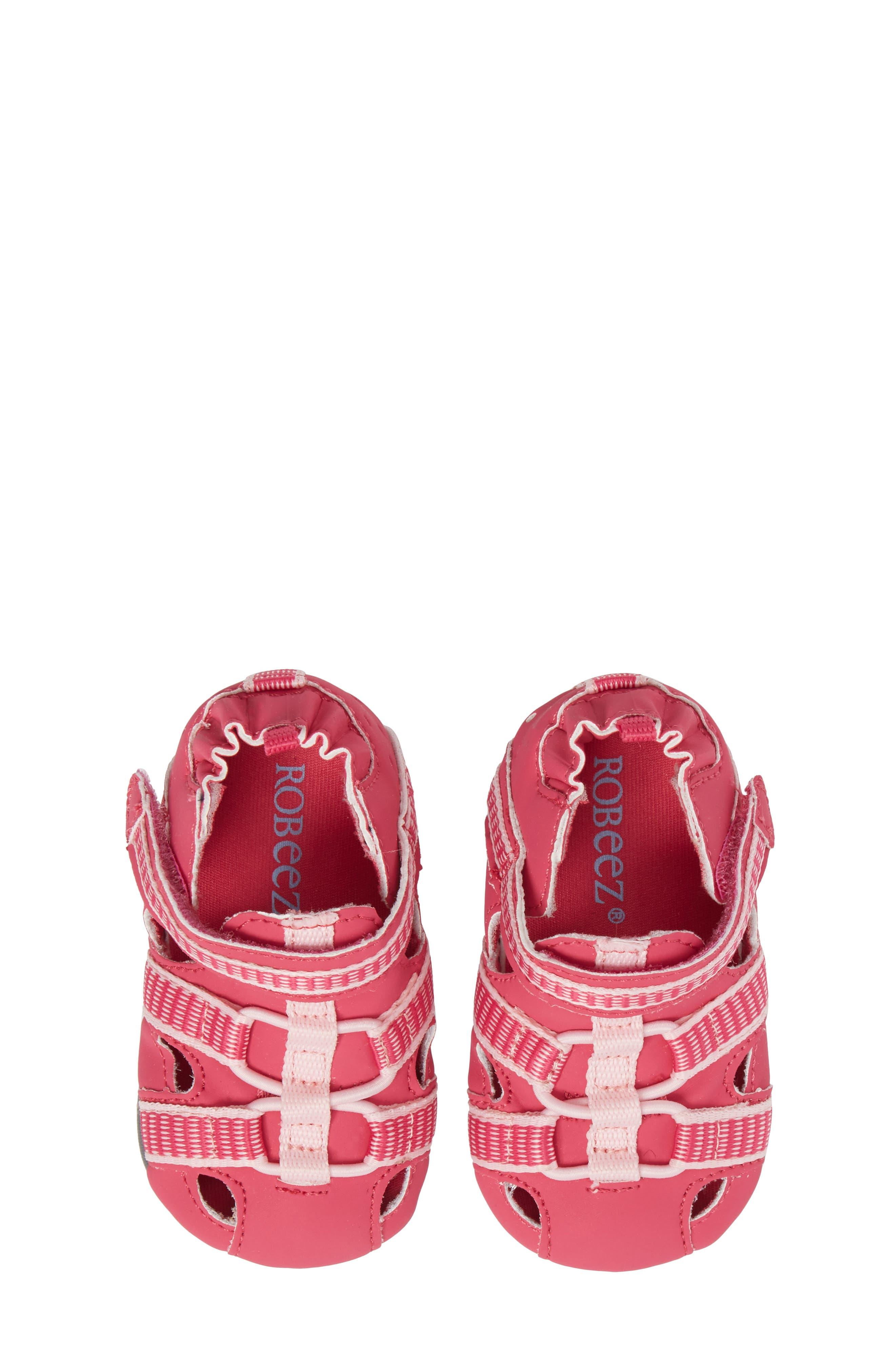 Robeez® Beach Break Crib Shoe (Baby & Walker)