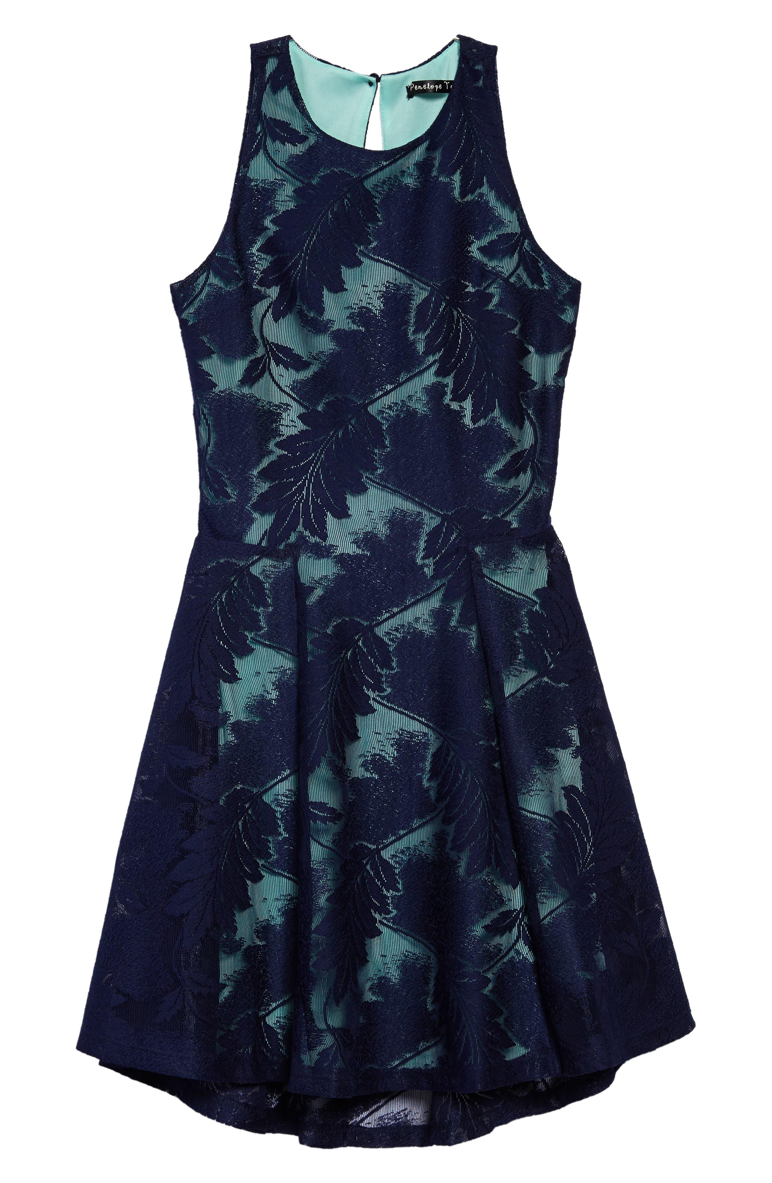 Alternate Image 1 Selected - Penelope Tree Jessica Dress (Big Girls)