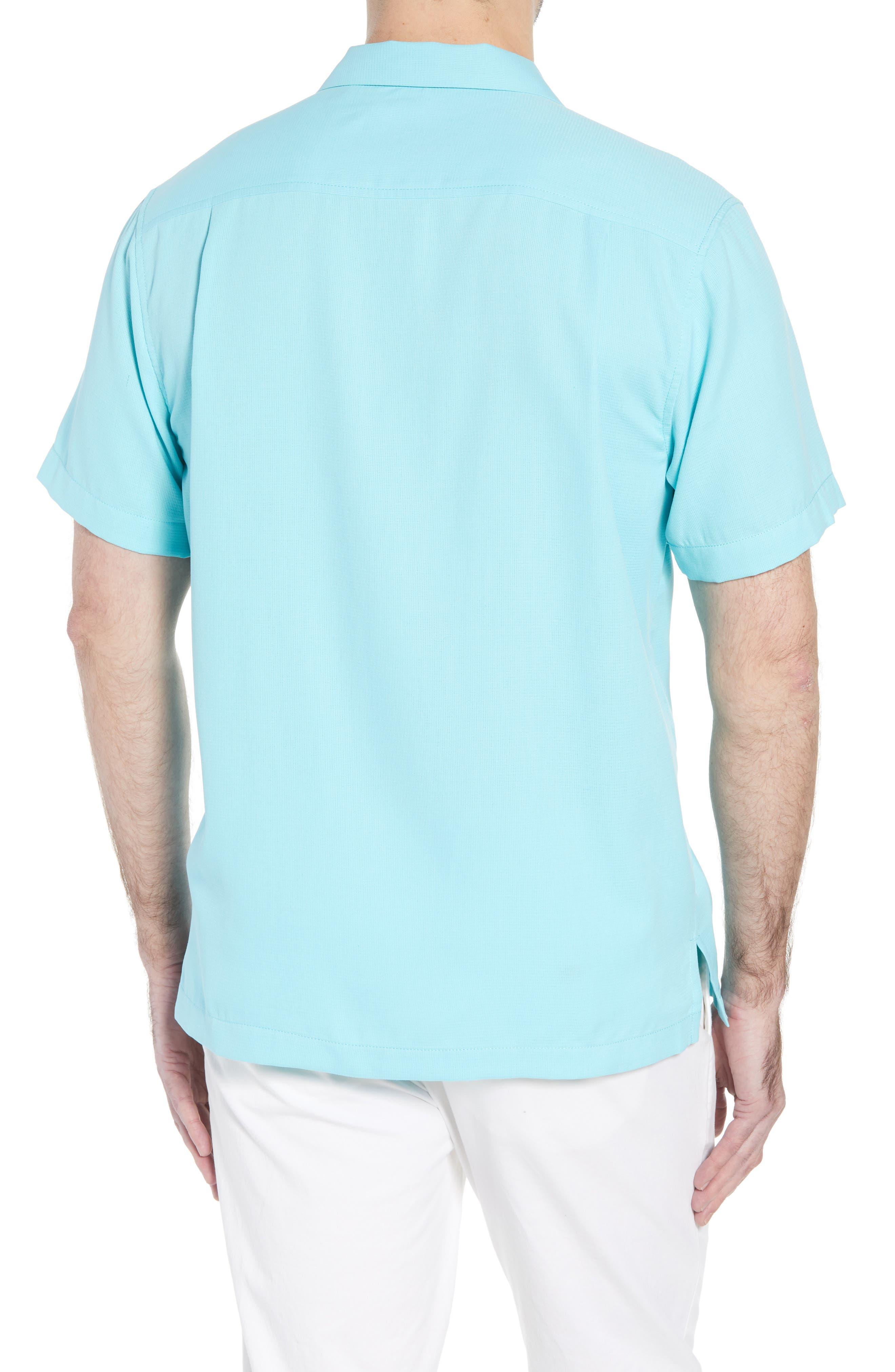 The Salvatore Standard Fit Sport Shirt,                             Alternate thumbnail 2, color,                             Allure