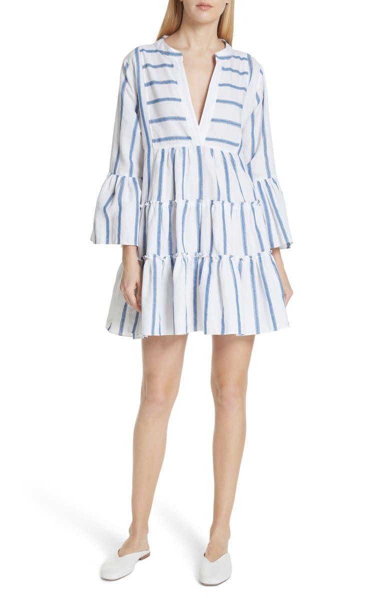 Lyssa Cotton  Linen Blend Dress