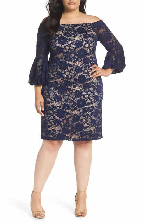Lace Plus Size Dresses Nordstrom