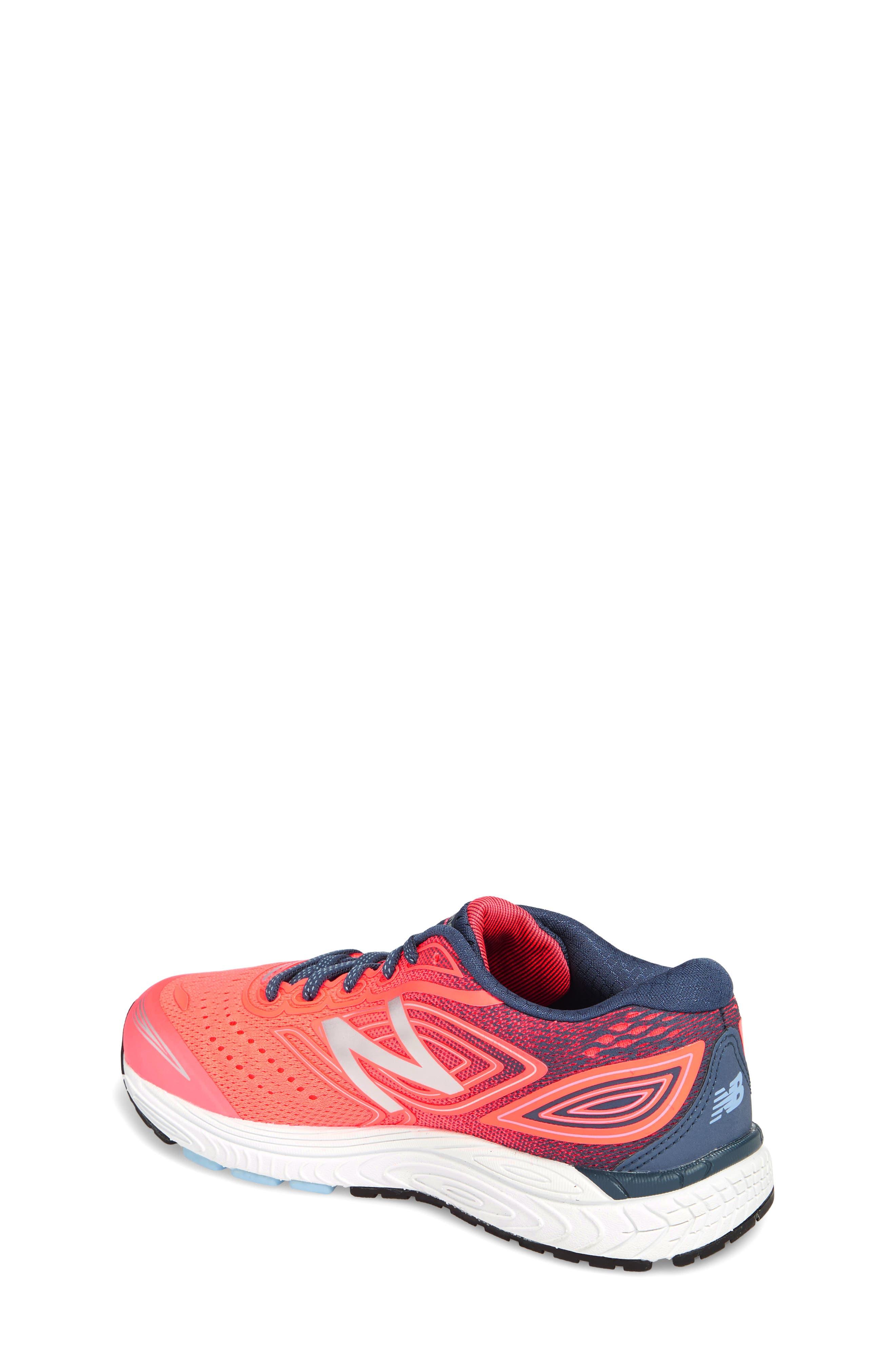 880v7 Sneaker,                             Alternate thumbnail 2, color,                             Guava