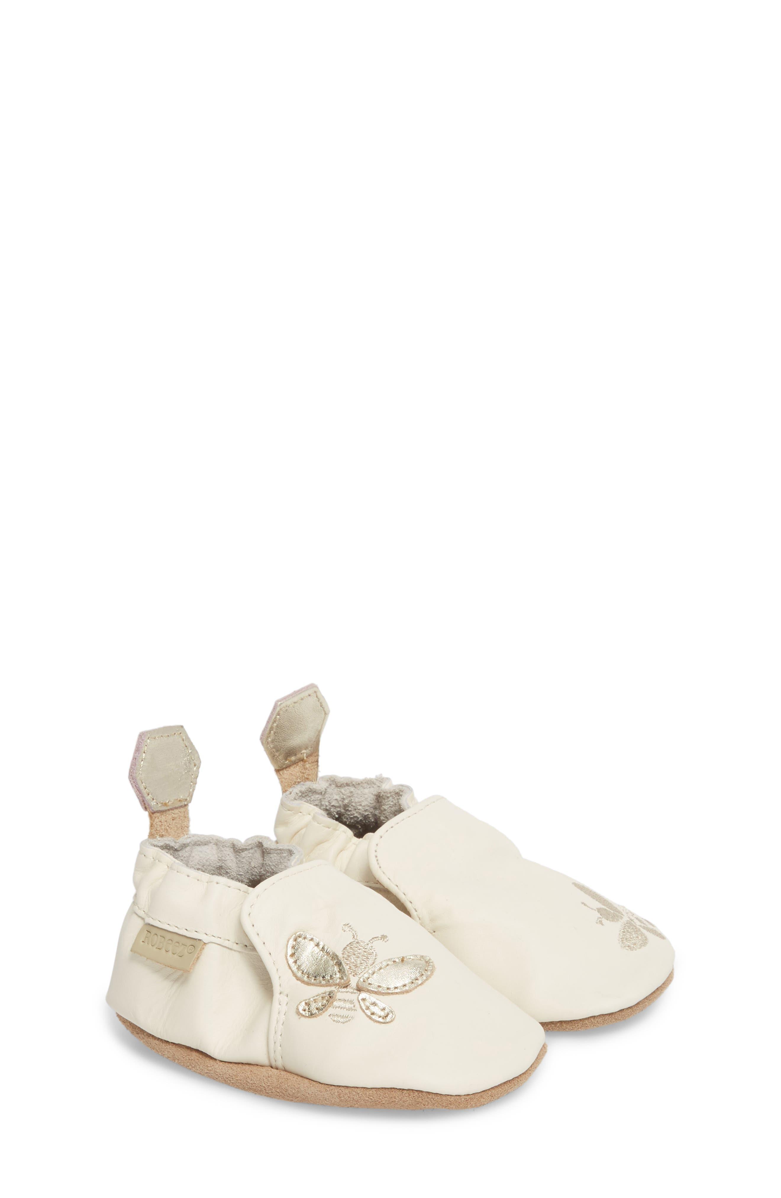 Bee Moccasin Sneaker,                             Alternate thumbnail 3, color,                             Cream