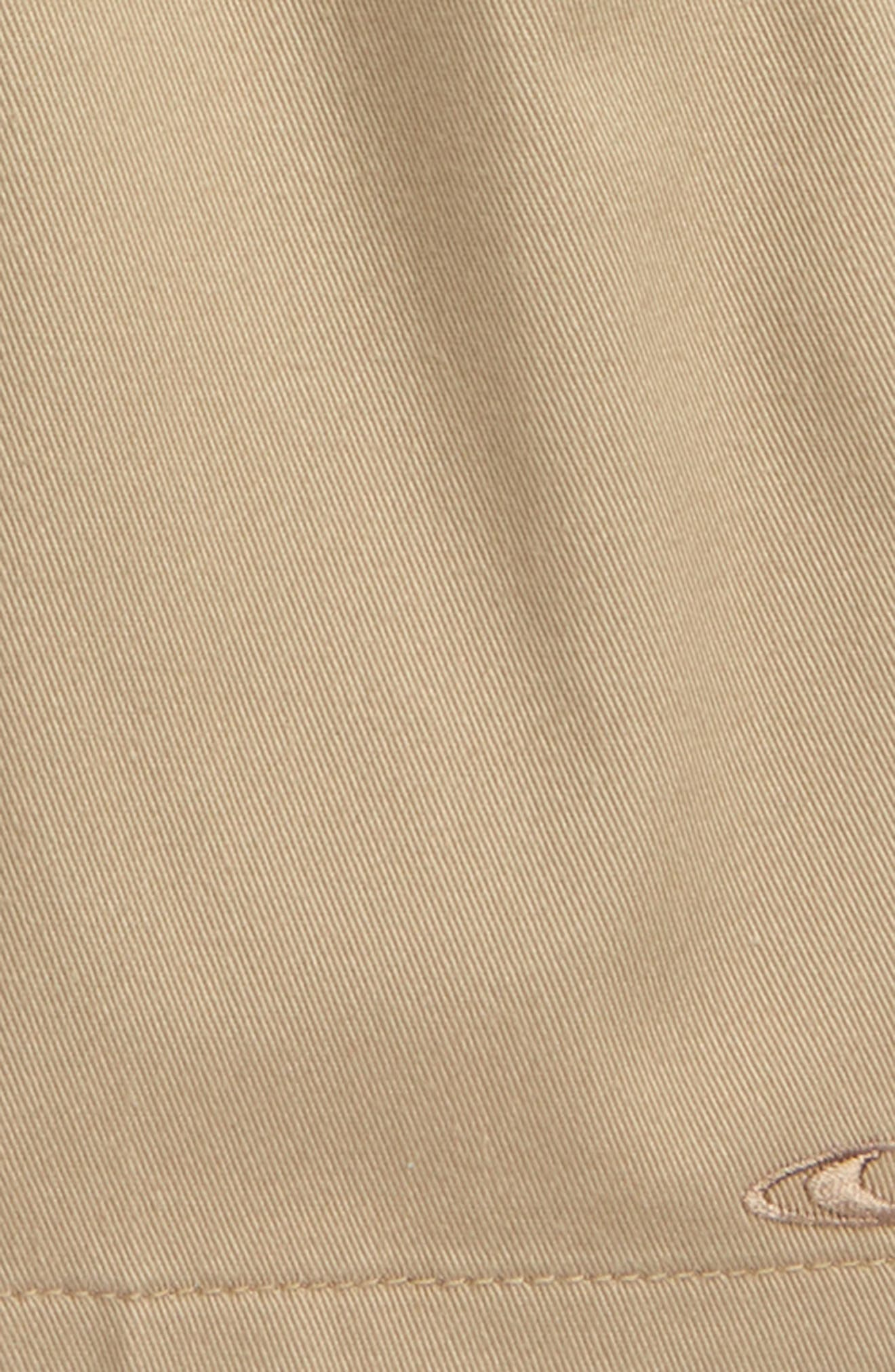 Contact Stretch Shorts,                             Alternate thumbnail 2, color,                             Light Khaki