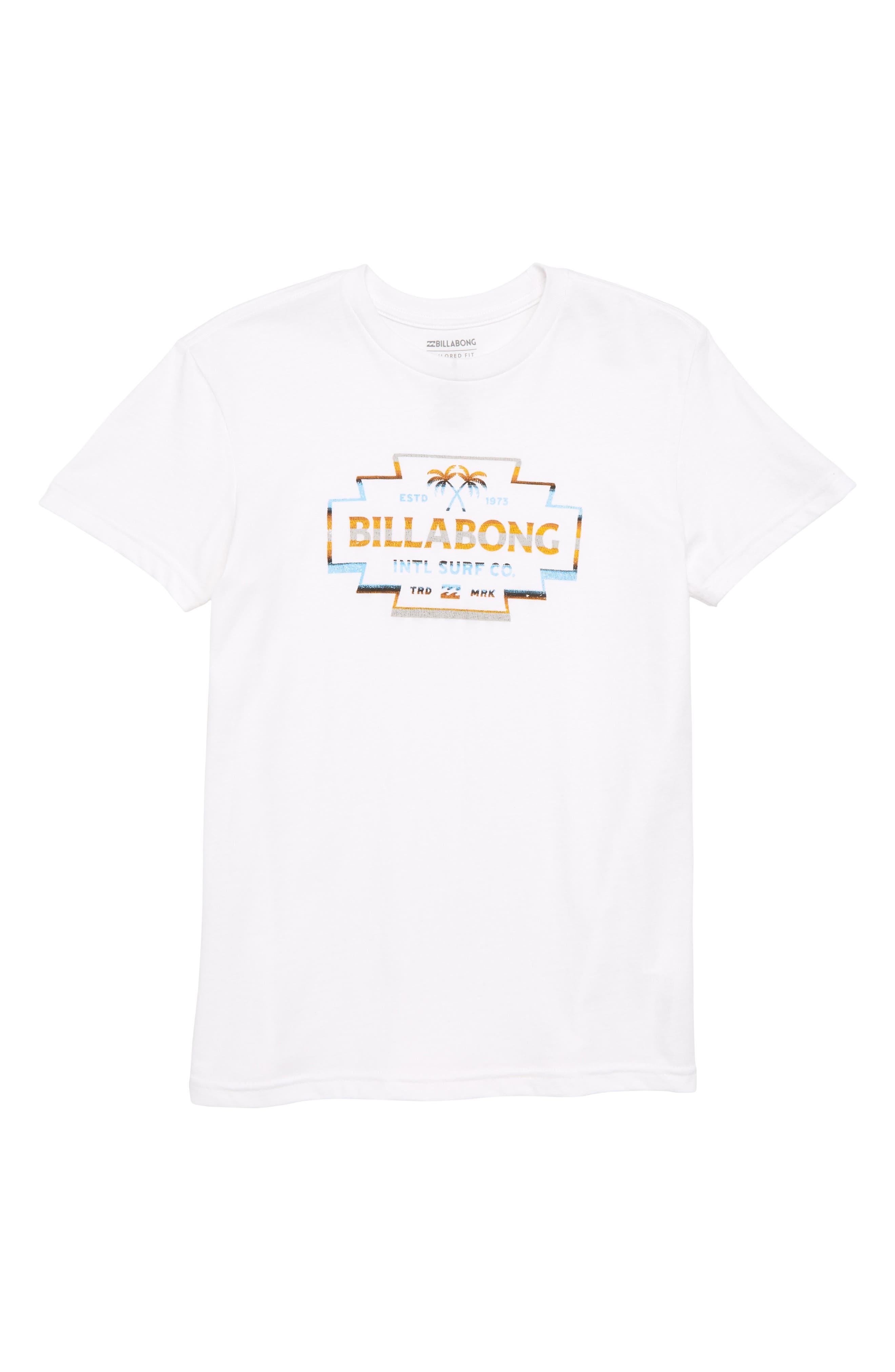 Hacienda T-Shirt,                         Main,                         color, White