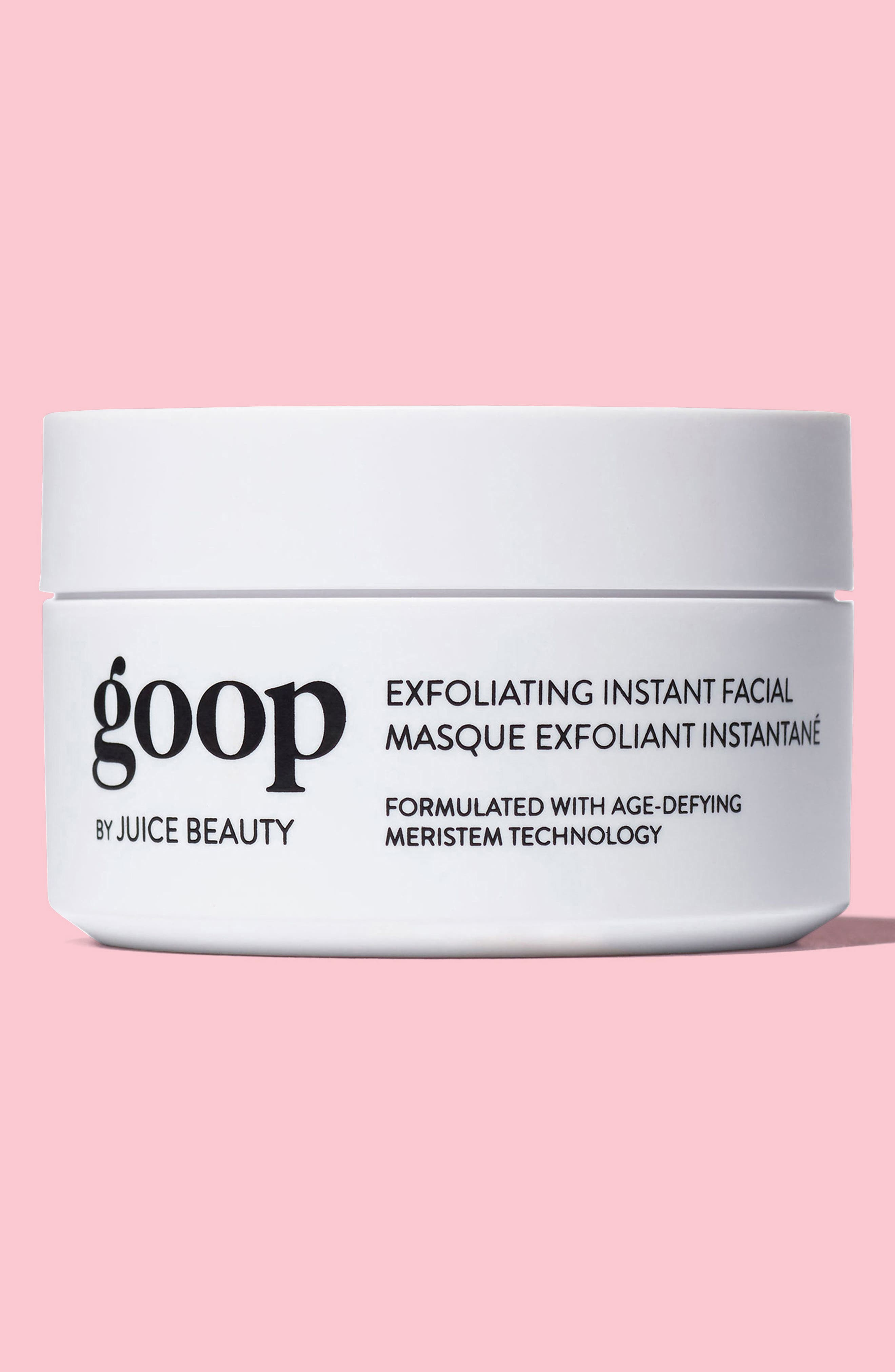 GOOP by Juice Beauty Travel Size Exfoliating Instant Facial