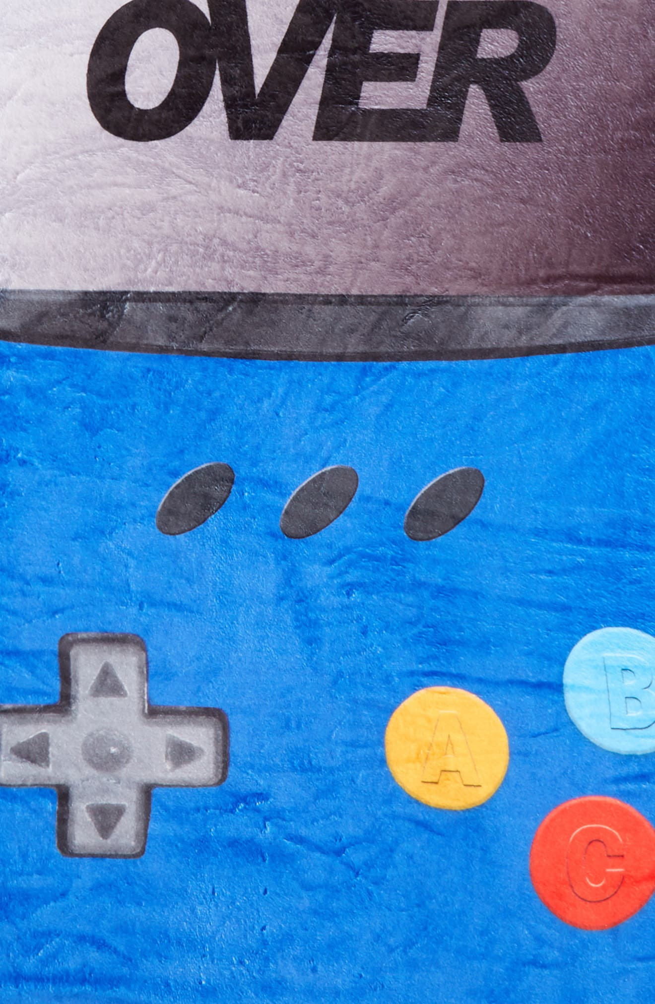 Game Over Sleeping Bag,                             Alternate thumbnail 2, color,                             Blue
