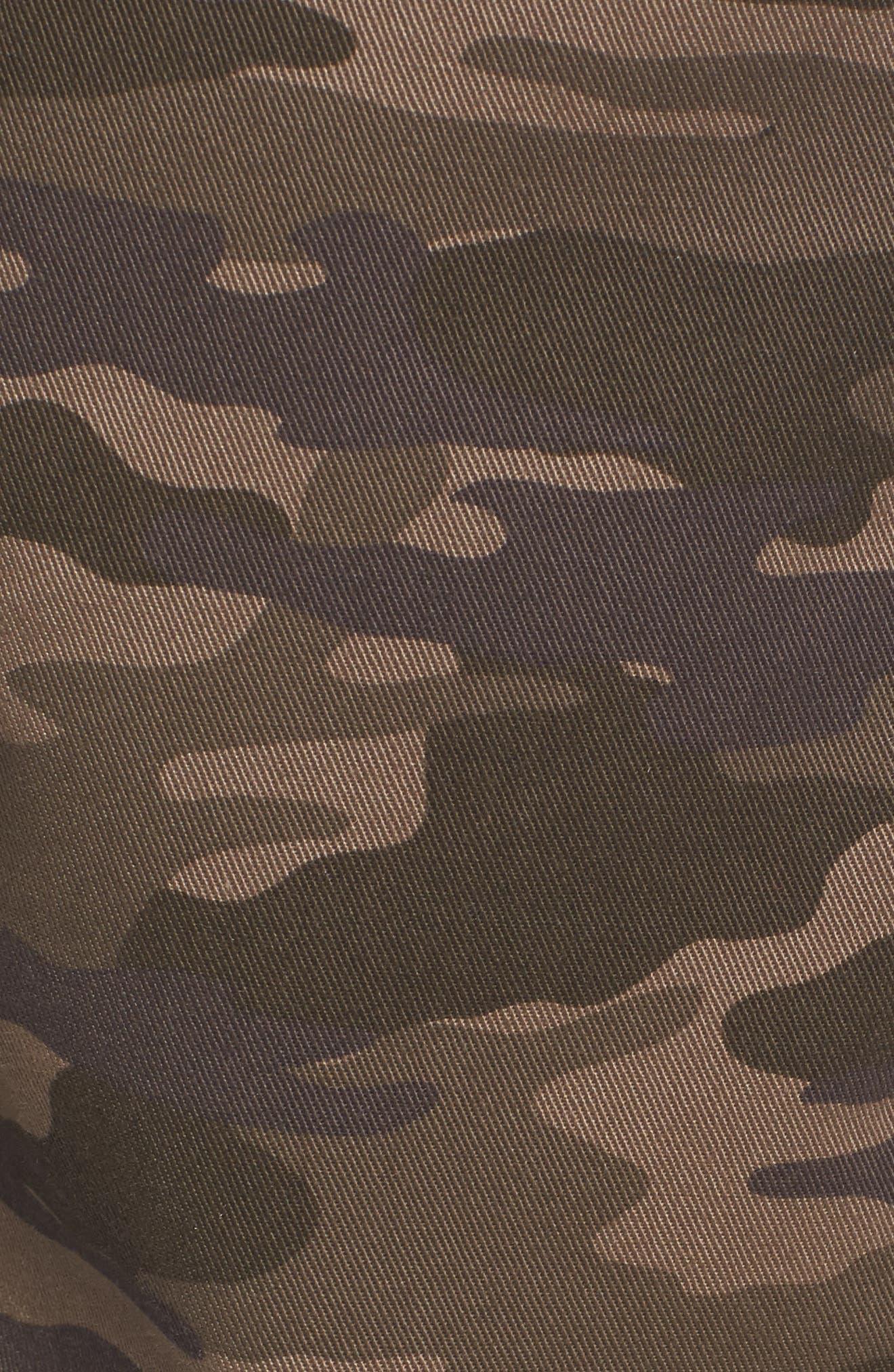 Denny Shorts,                             Alternate thumbnail 5, color,                             Camo