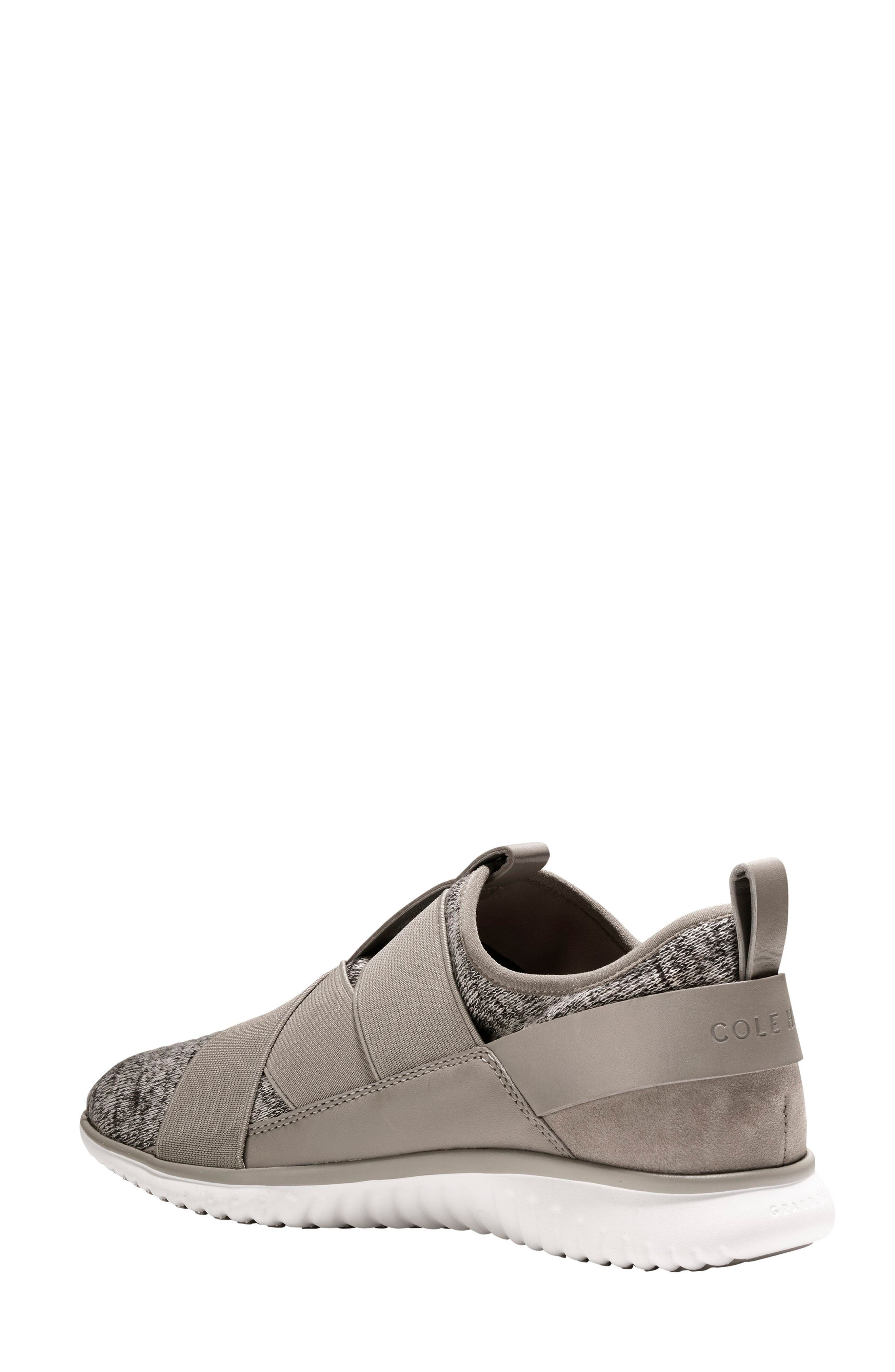 'StudioGrand' Sneaker,                             Alternate thumbnail 2, color,                             Rockridge/ Pumice Stone Fabric