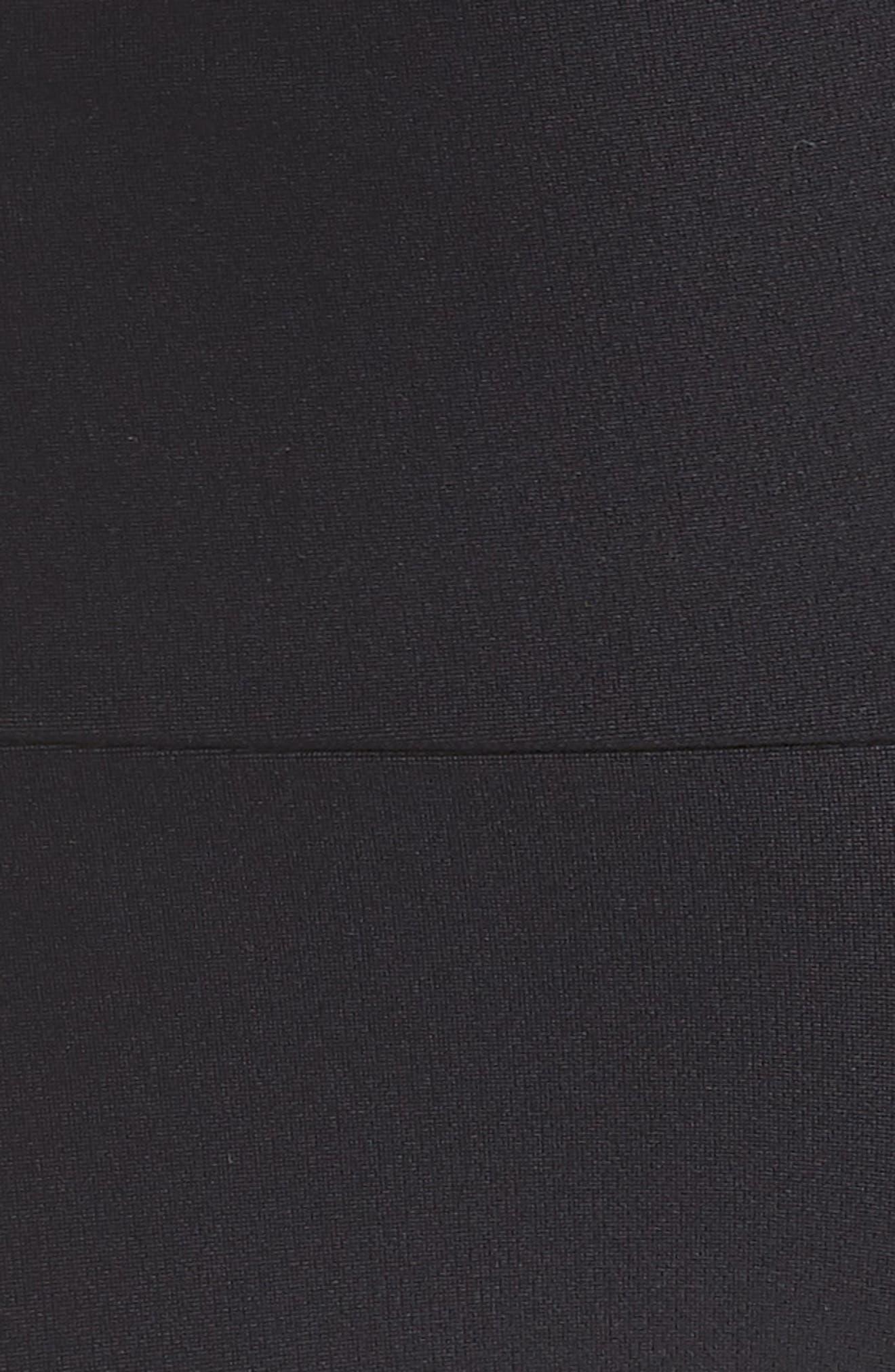 Stunner Shorts,                             Alternate thumbnail 6, color,                             Black
