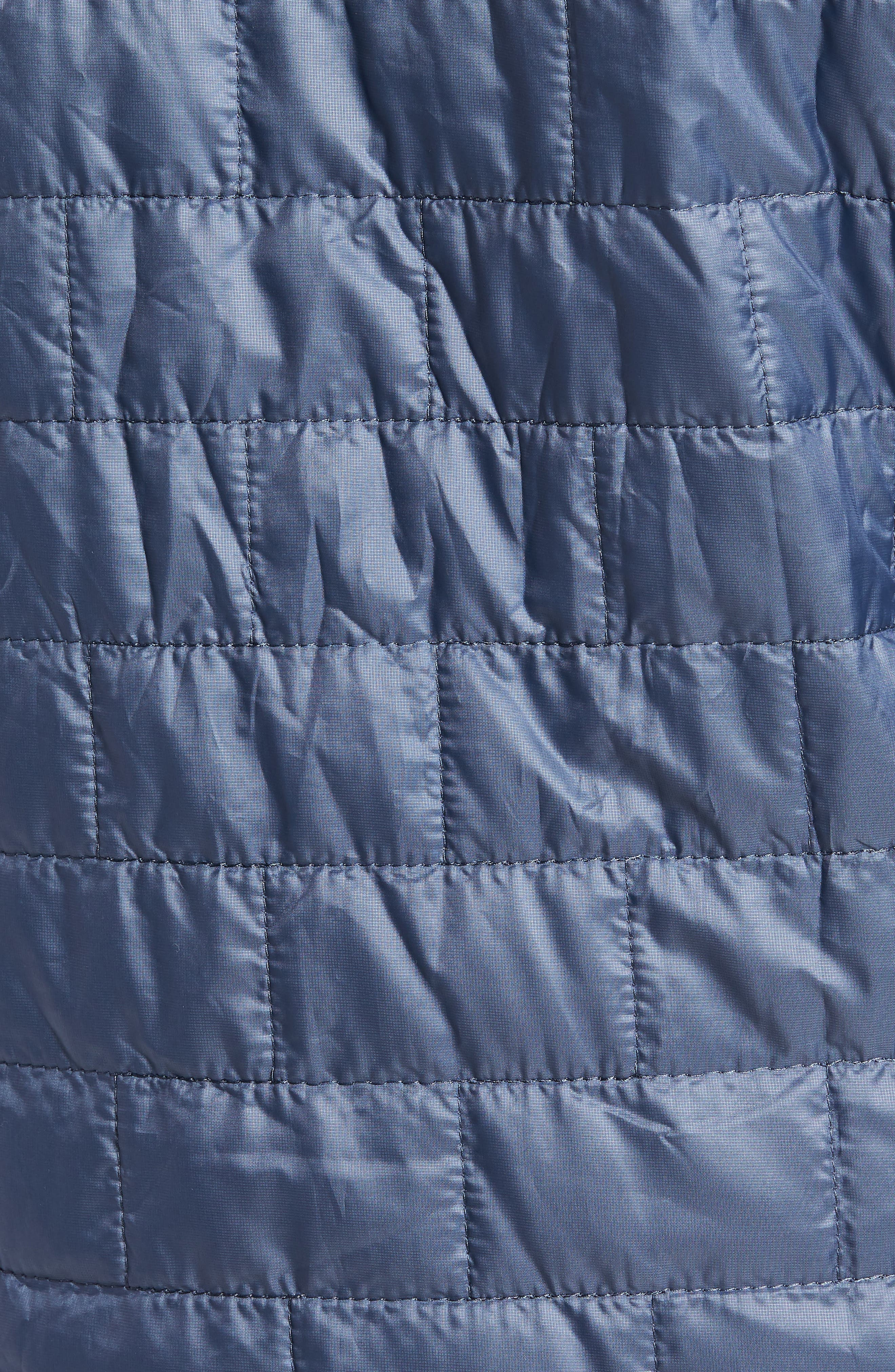 'Nano Puff<sup>®</sup>' Water Resistant Jacket,                             Alternate thumbnail 5, color,                             Dolomite Blue