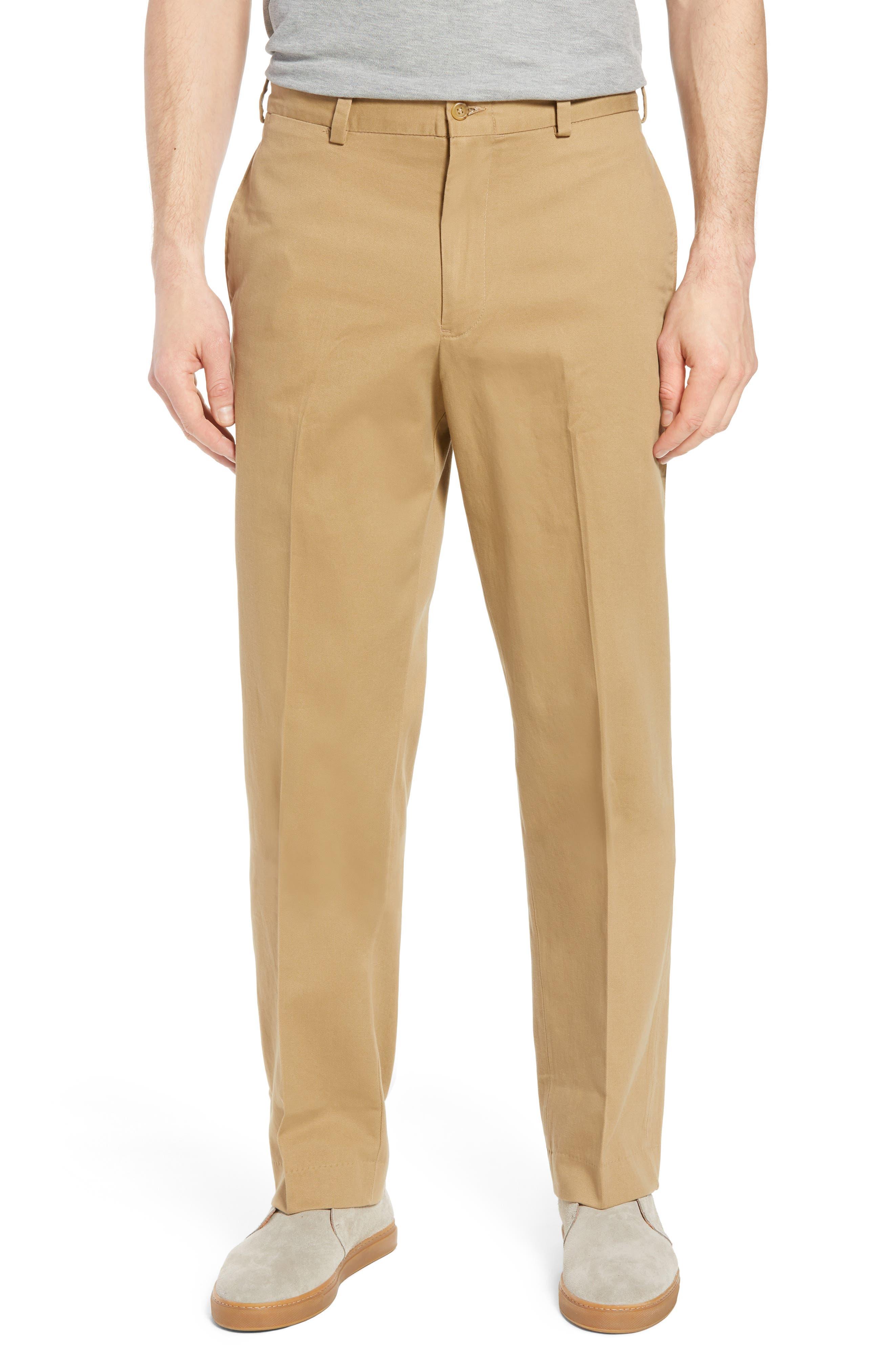 Bills Khakis M2 Classic Fit Flat Front Vintage Twill Pants