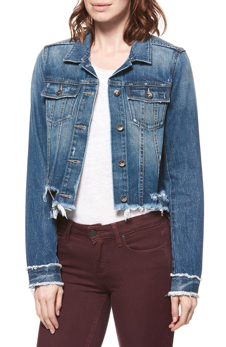 Rowan Denim Jacket