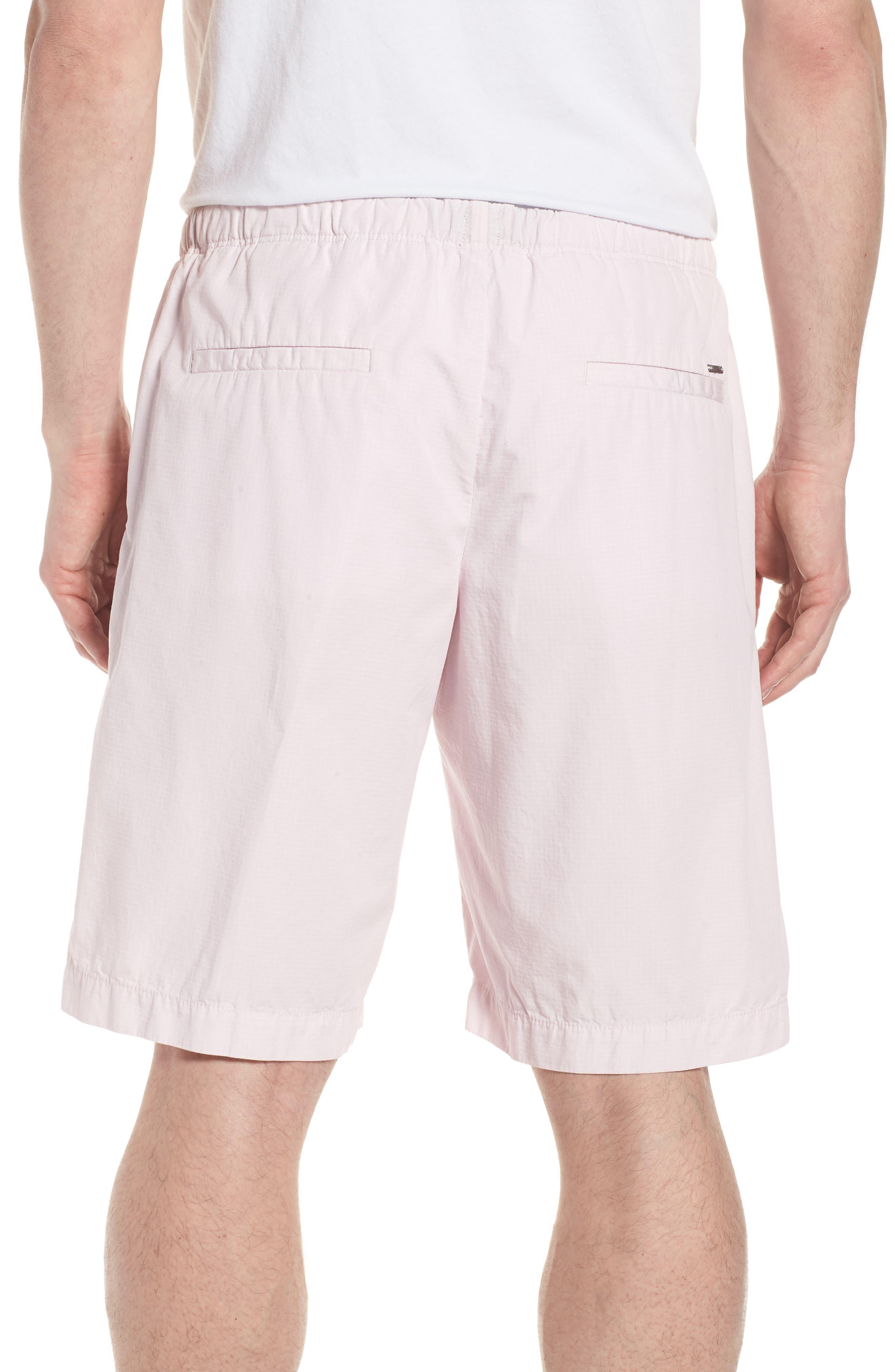 Alternate Image 2  - BOSS Passeo Cotton Shorts
