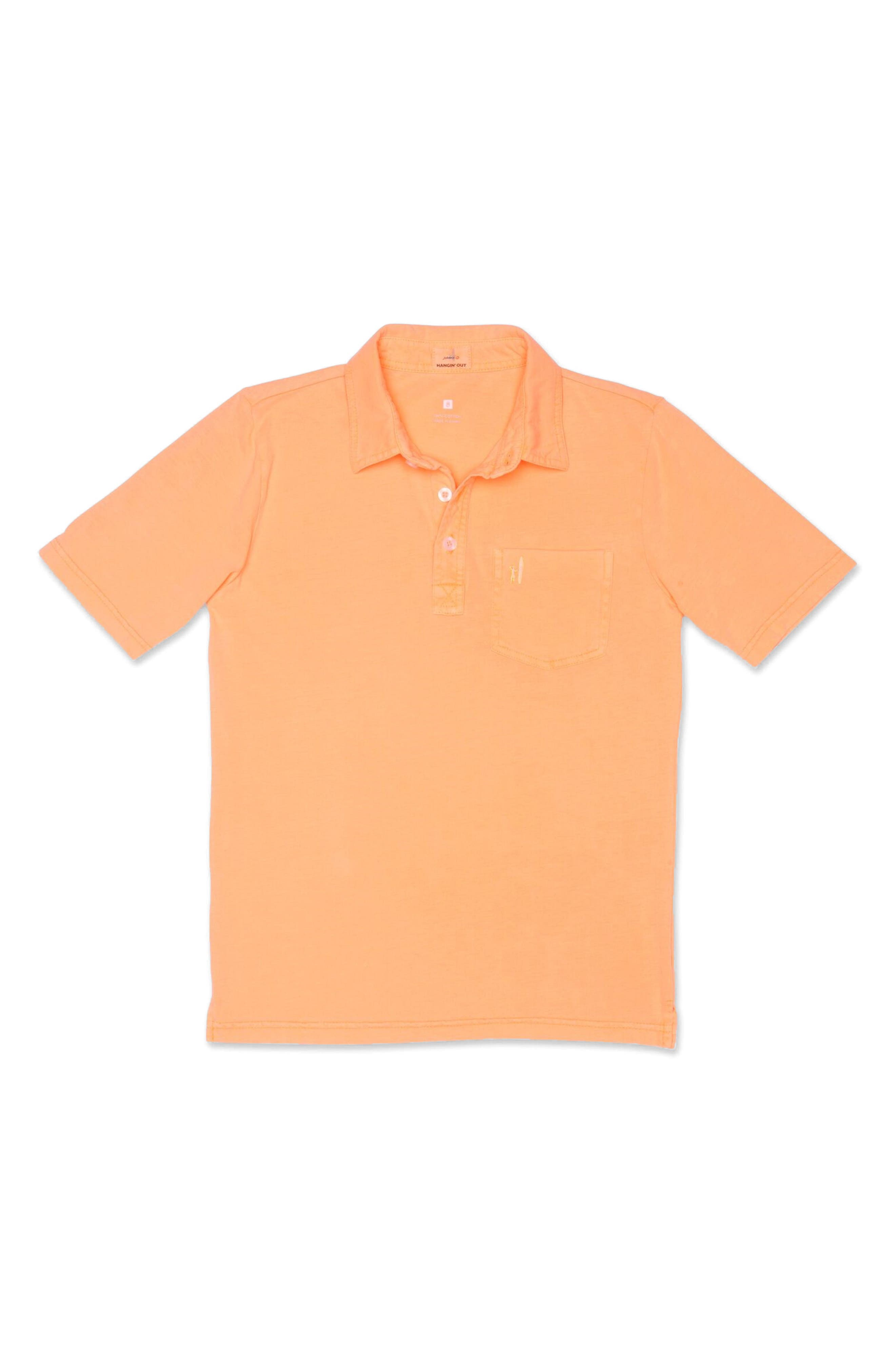 Original Polo,                             Main thumbnail 1, color,                             Neon Orange