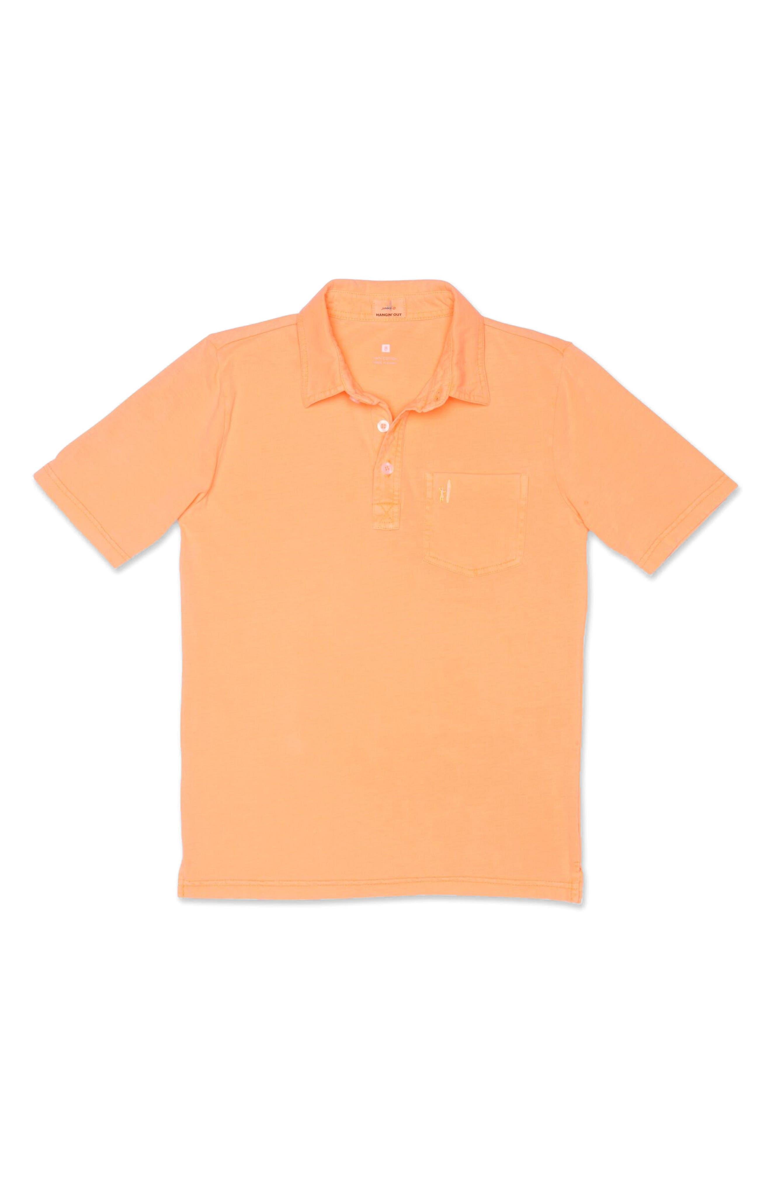 Original Polo,                         Main,                         color, Neon Orange