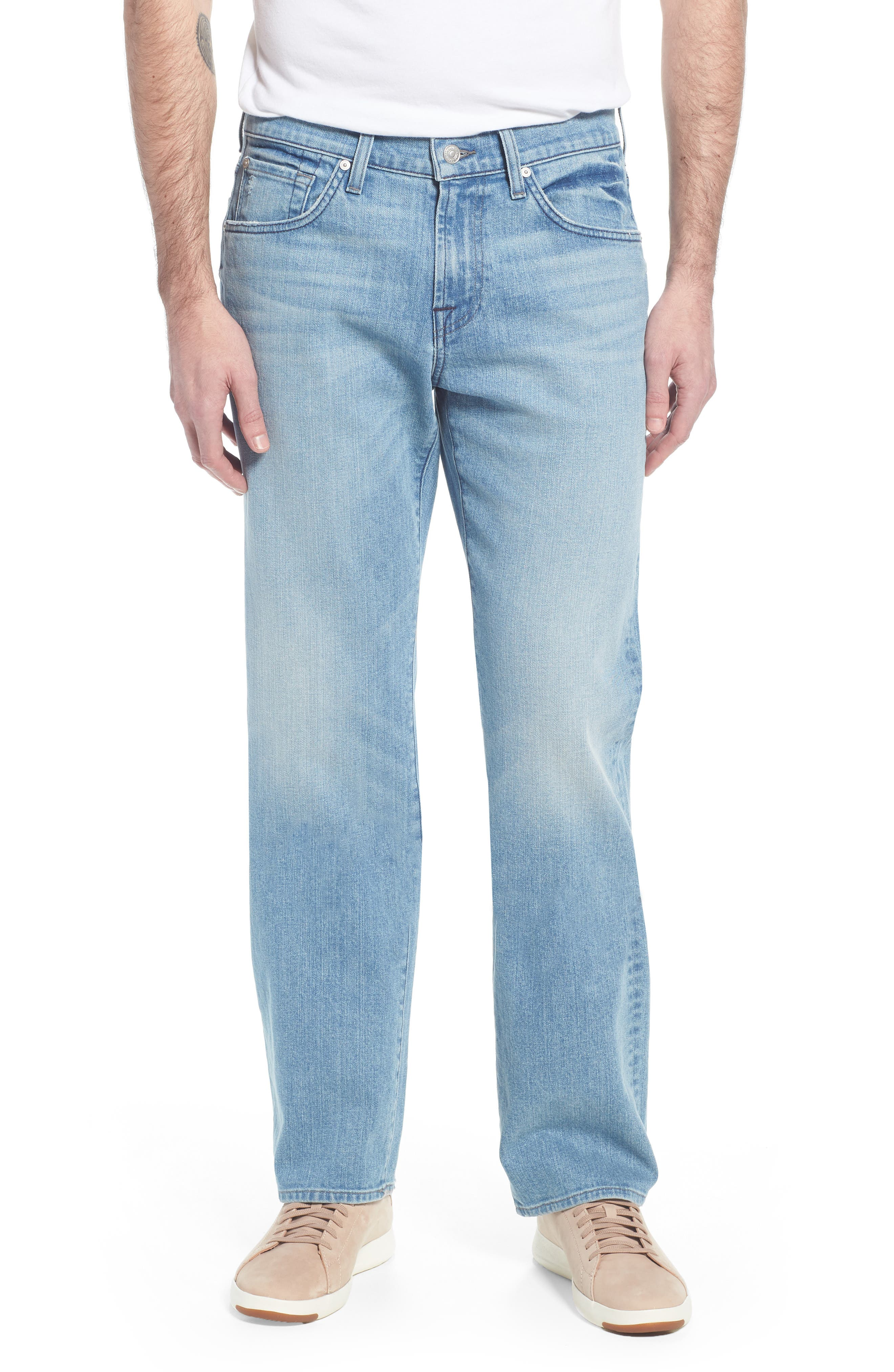 Austyn Relaxed Fit Jeans,                             Main thumbnail 1, color,                             Omega