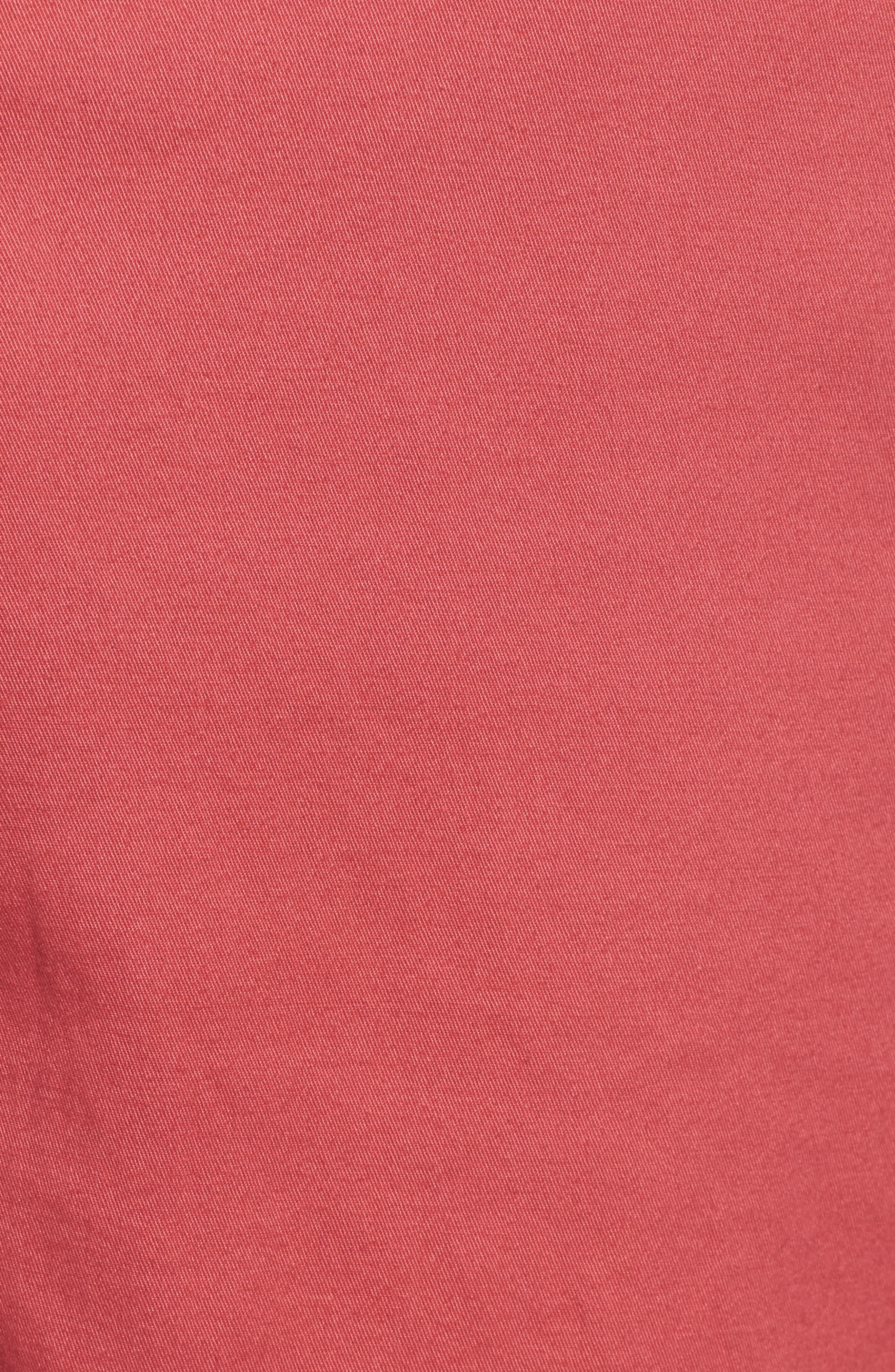 Alternate Image 5  - Ben Sherman Slim Stretch Chino Shorts