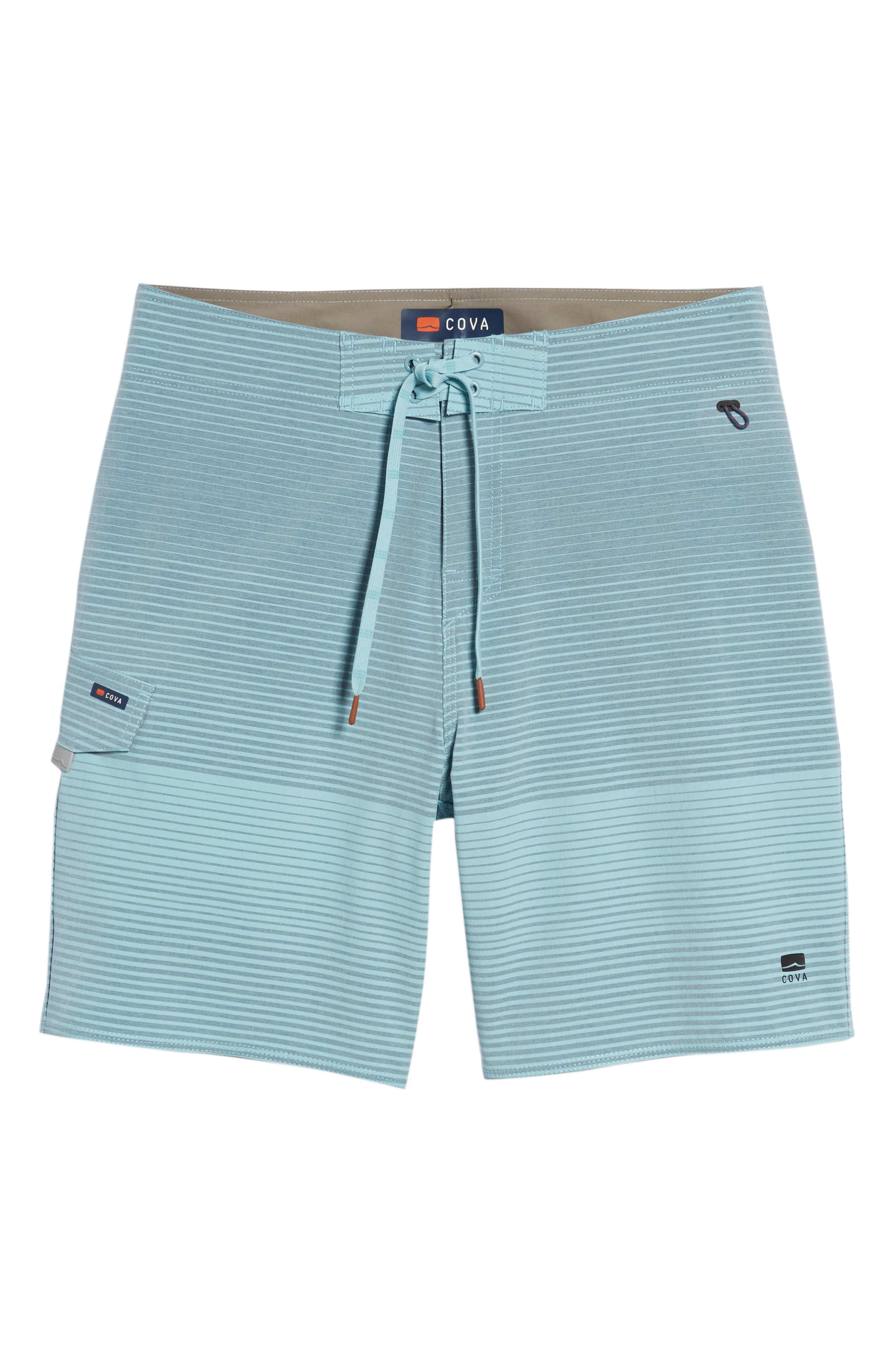 Beachcomber Board Shorts,                             Alternate thumbnail 6, color,                             Charcoal