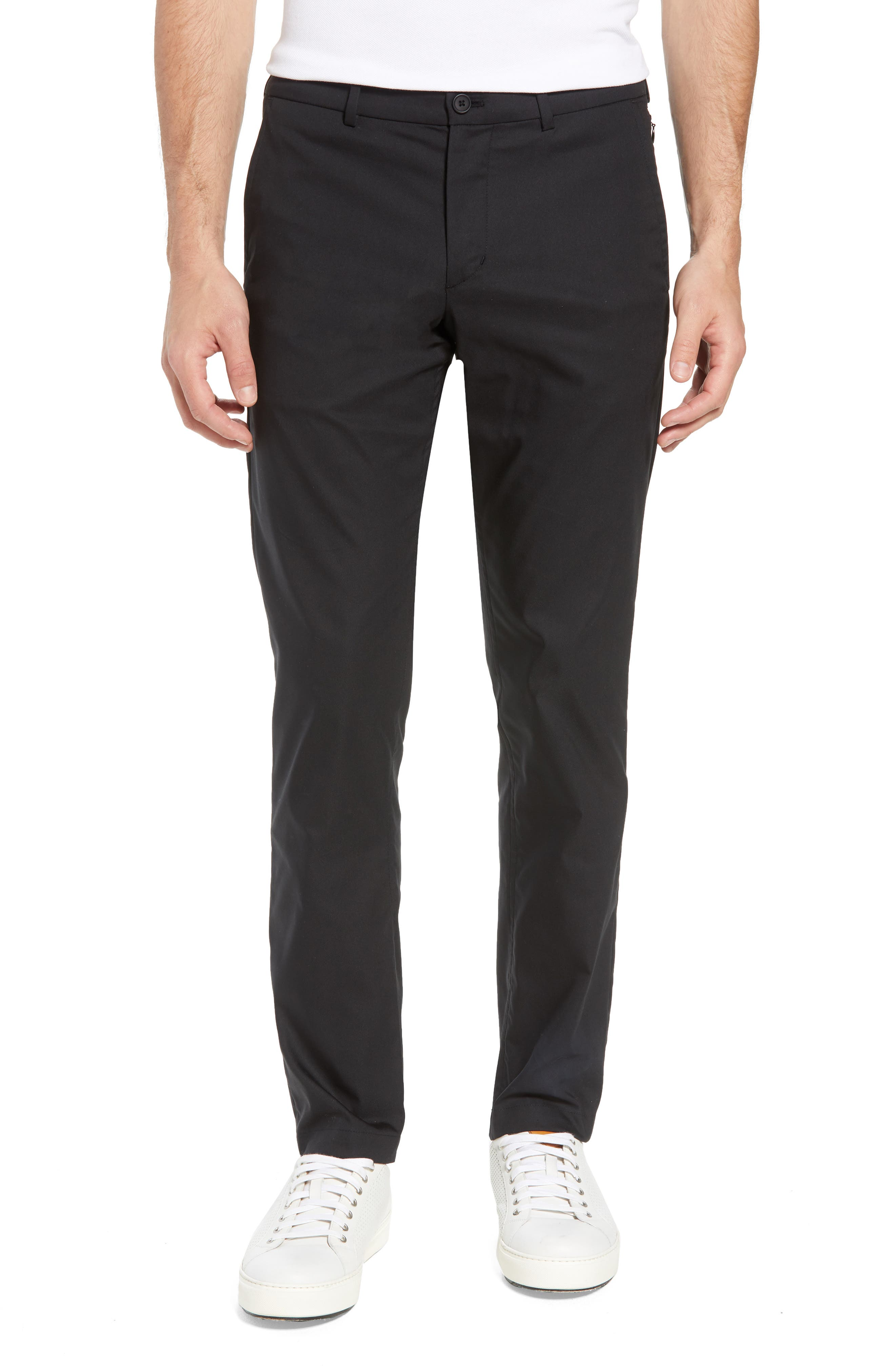 Nordstrom Men's Shop Tech-Smart Slim Fit Chinos