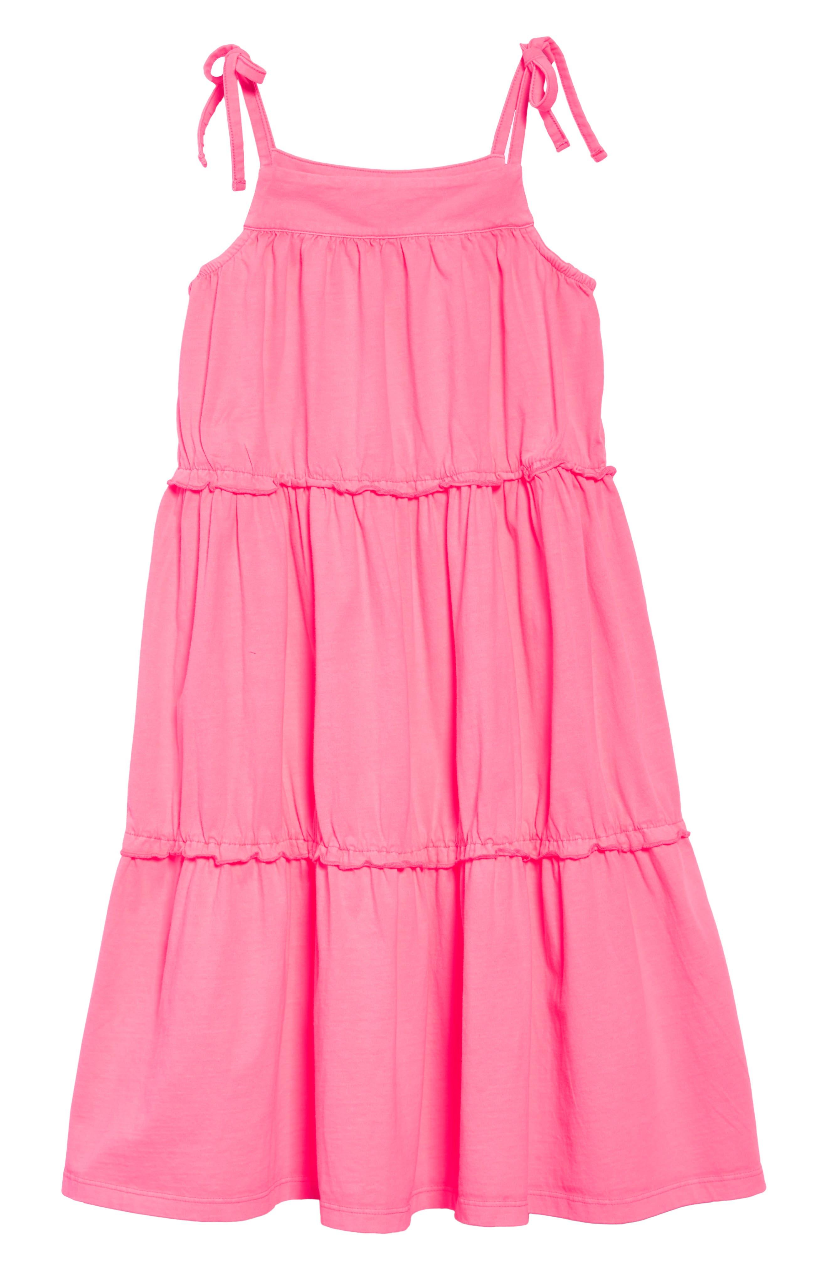 Tea Collection Tiered Sundress (Toddler Girls, Little Girls & Big Girls)