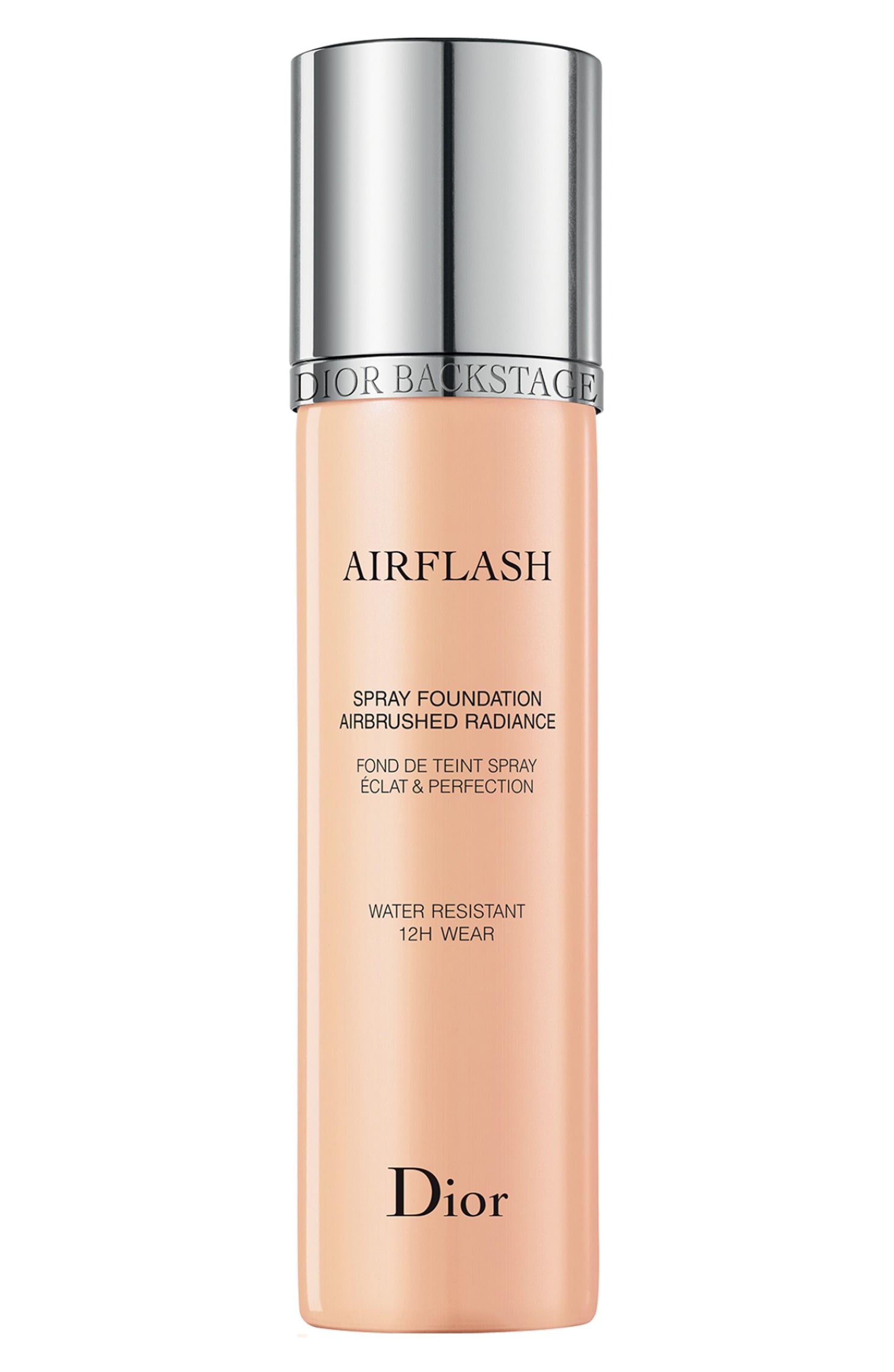 Diorskin Airflash Spray Foundation,                             Main thumbnail 1, color,                             202 Cameo