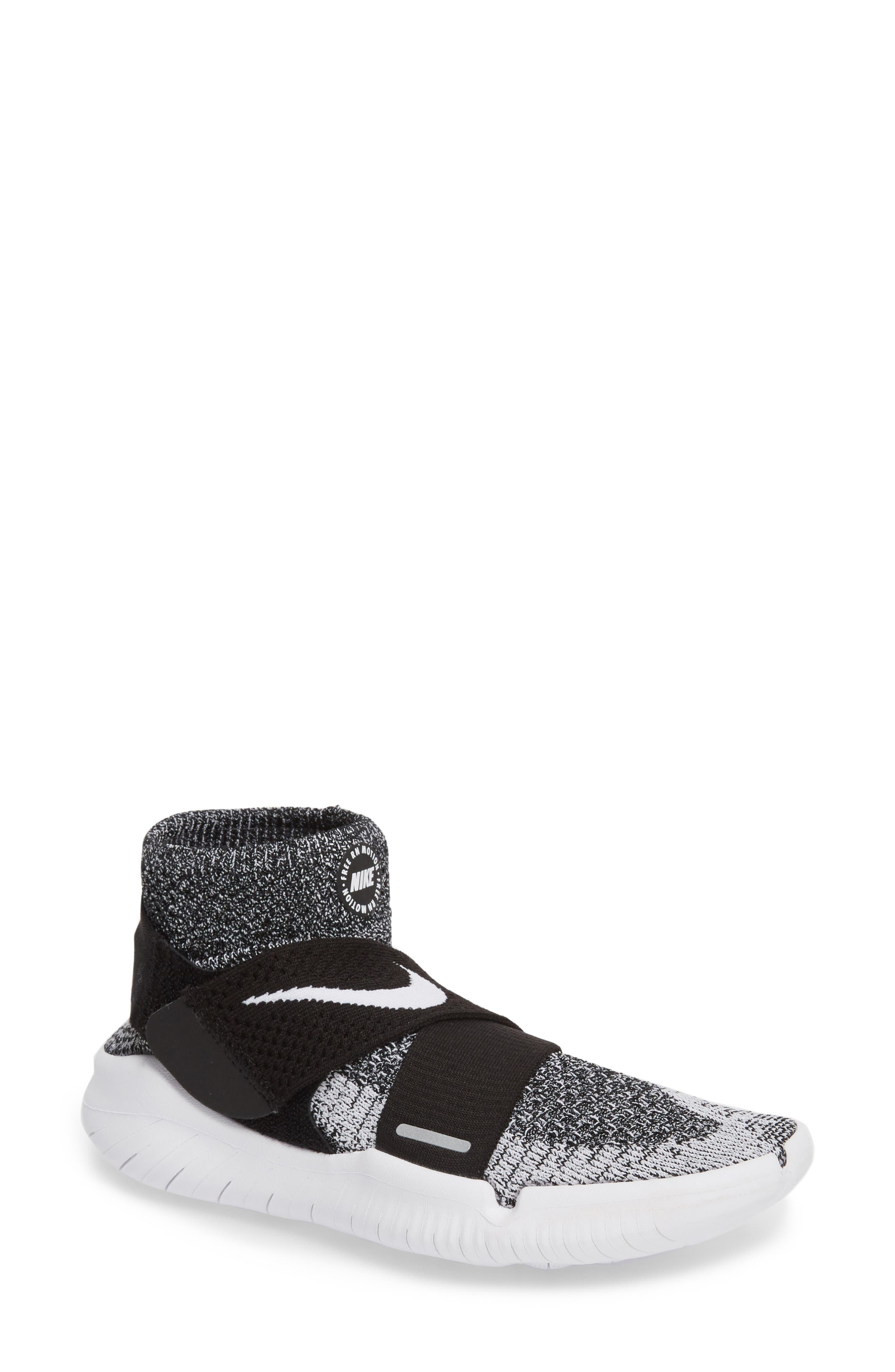 Main Image - Nike Free RN Motion Flyknit 2018 Running Shoe (Women)