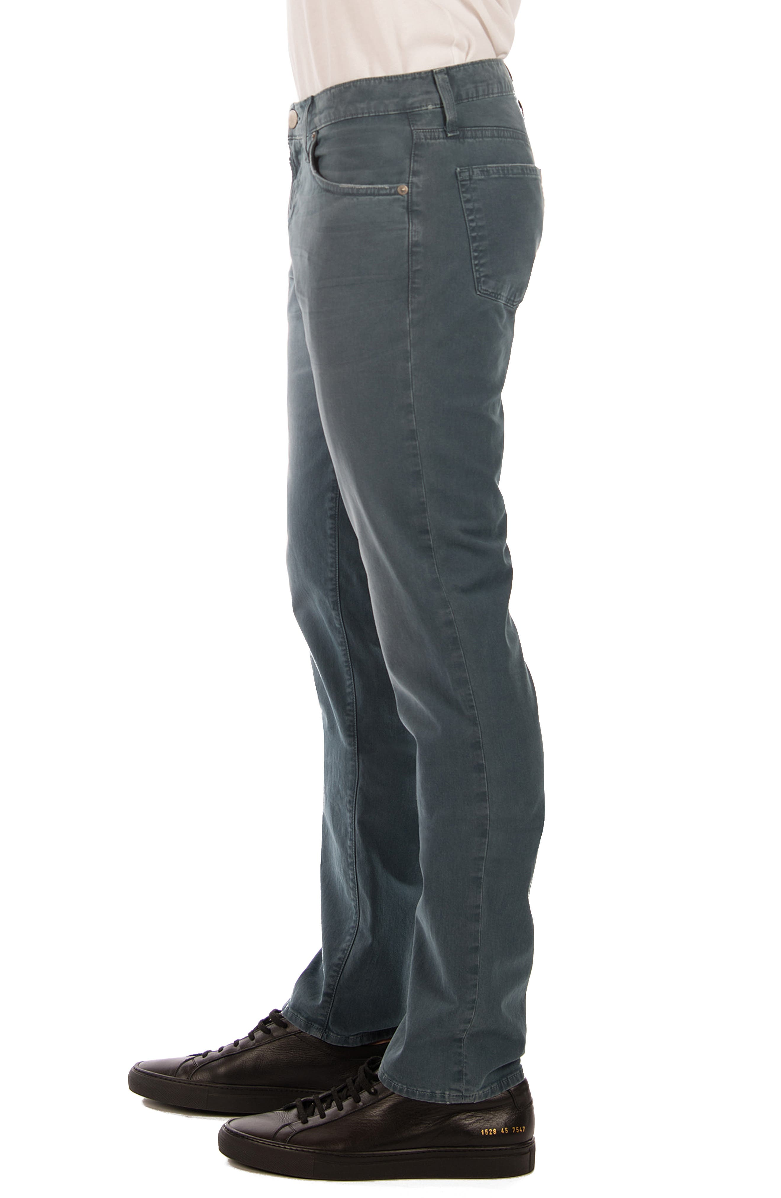 Tyler Slim Fit Jeans,                             Alternate thumbnail 2, color,                             Thrashed Tilite
