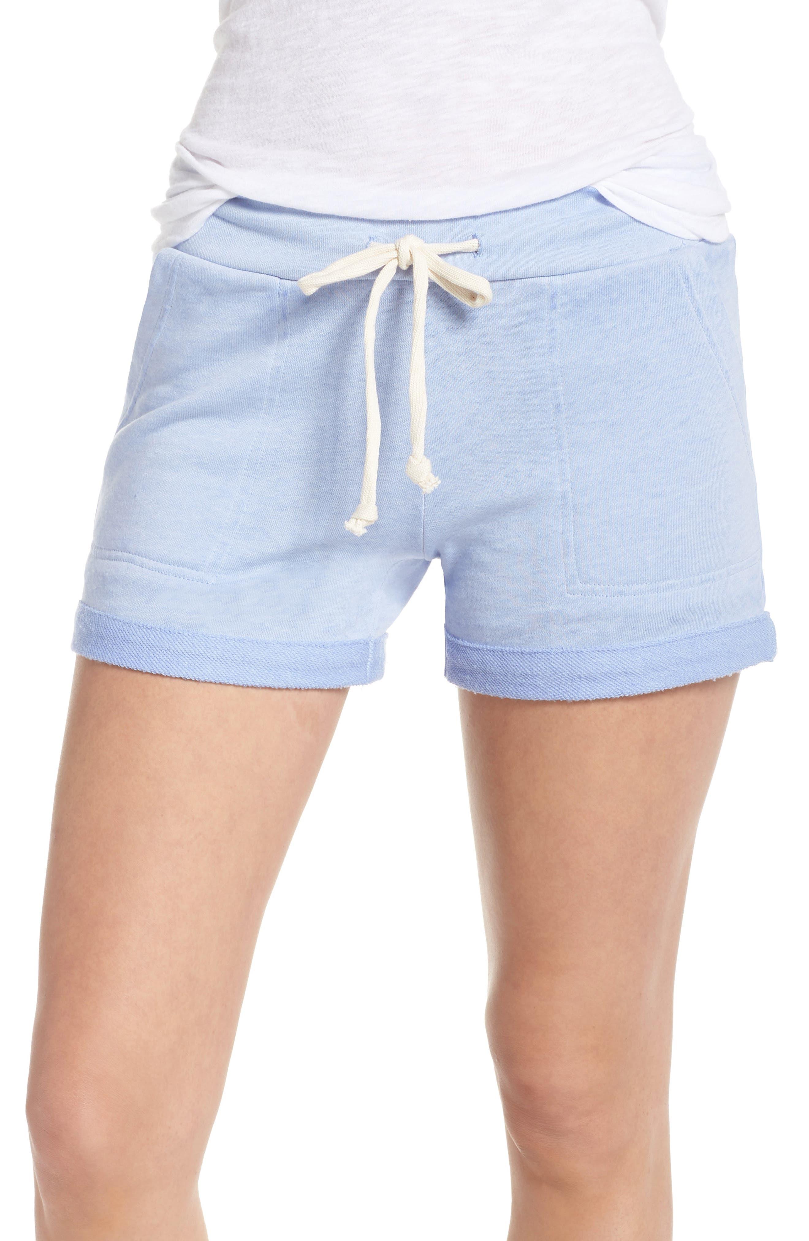 Lounge Shorts,                             Main thumbnail 1, color,                             Lavender Lustre