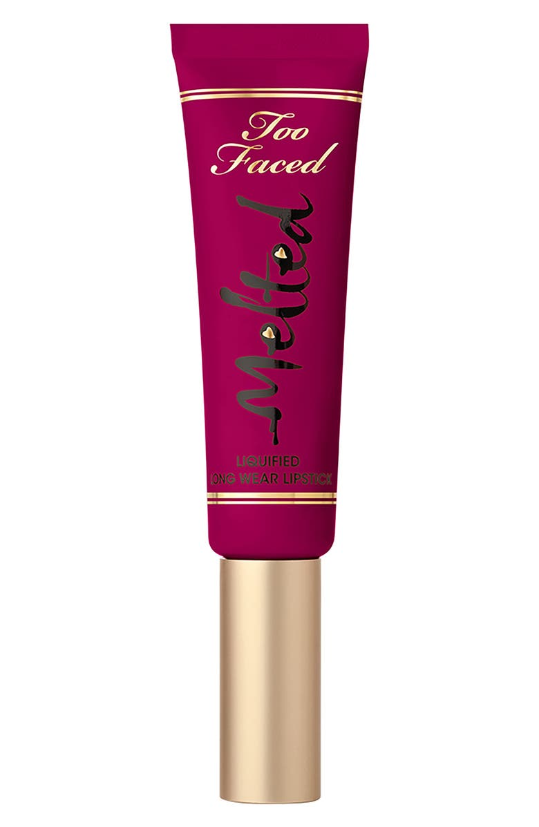 Too Faced MELTED LIQUIFIED LONG WEAR LIPSTICK - BERRY
