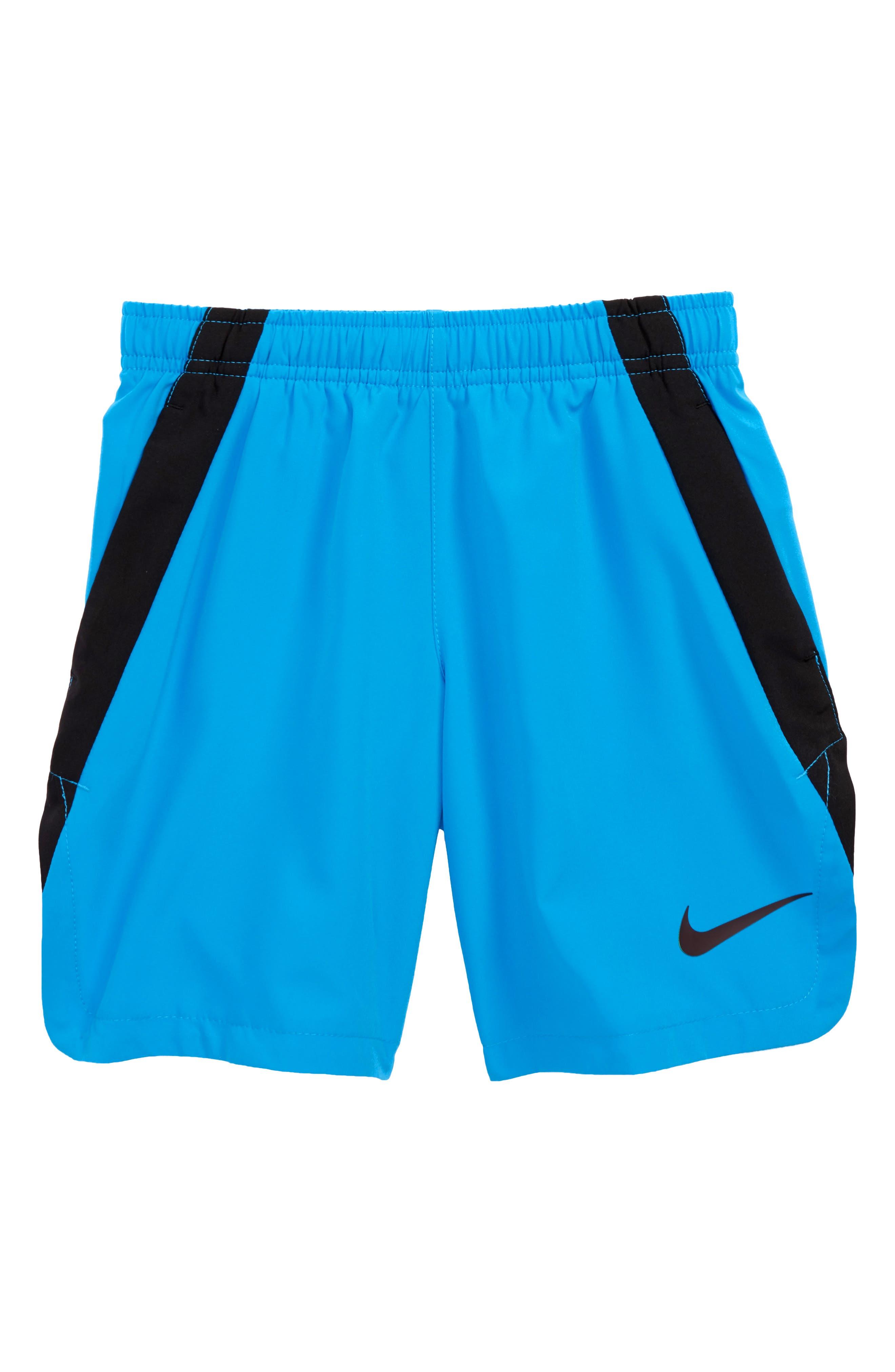 Dry Vent Shorts,                         Main,                         color, Equator Blue