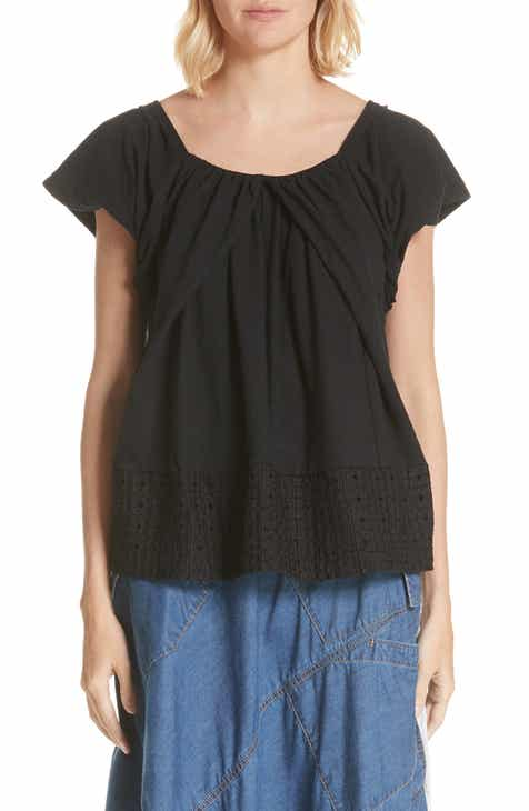 Tricot Comme des Gar?ons Back Bow Tee