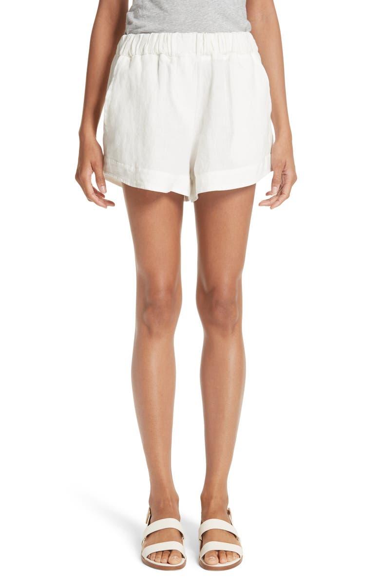 Nyssa Linen Shorts