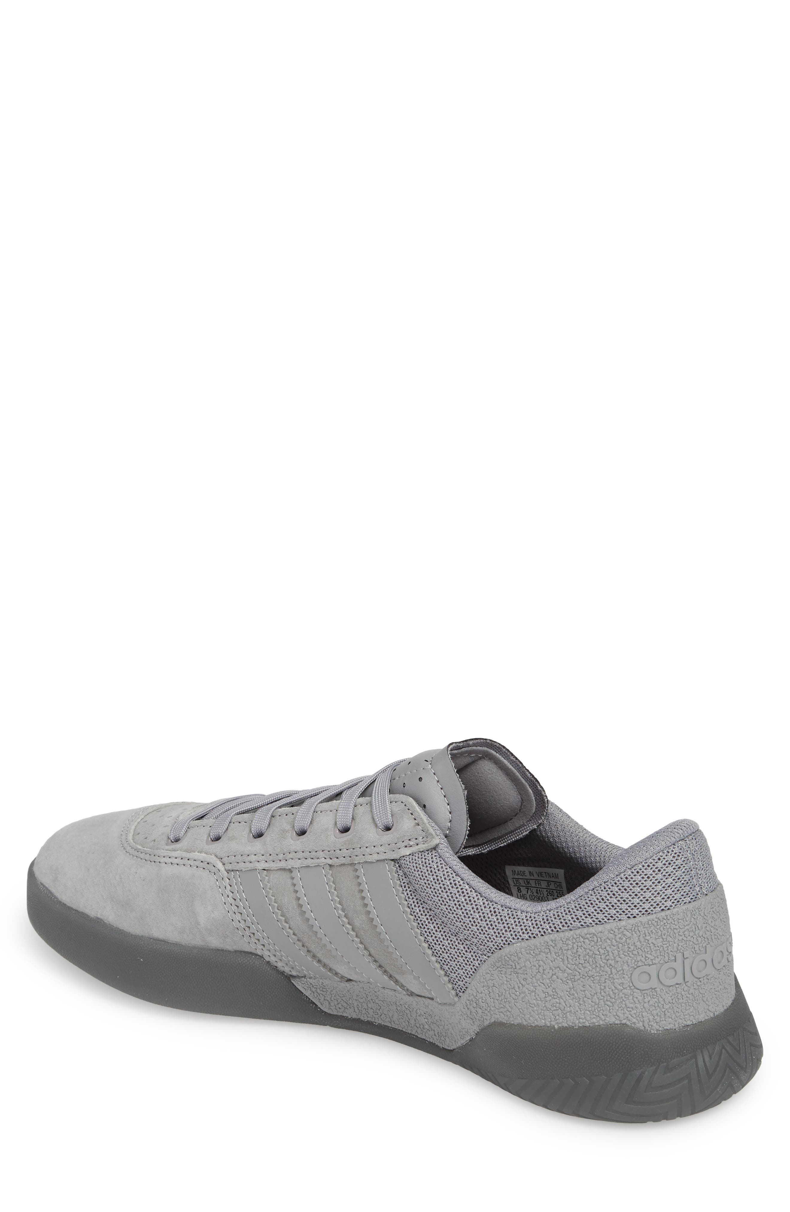 City Cup Sneaker,                             Alternate thumbnail 2, color,                             Grey/ Gold