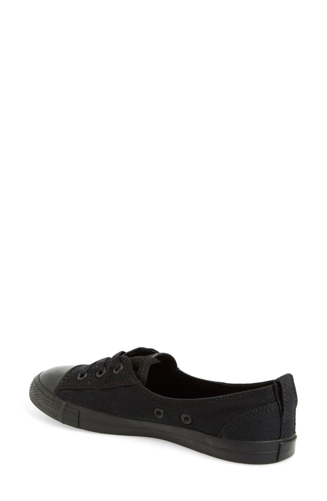 Alternate Image 2  - Converse Chuck Taylor® All Star® Ballet Canvas Sneaker (Women)