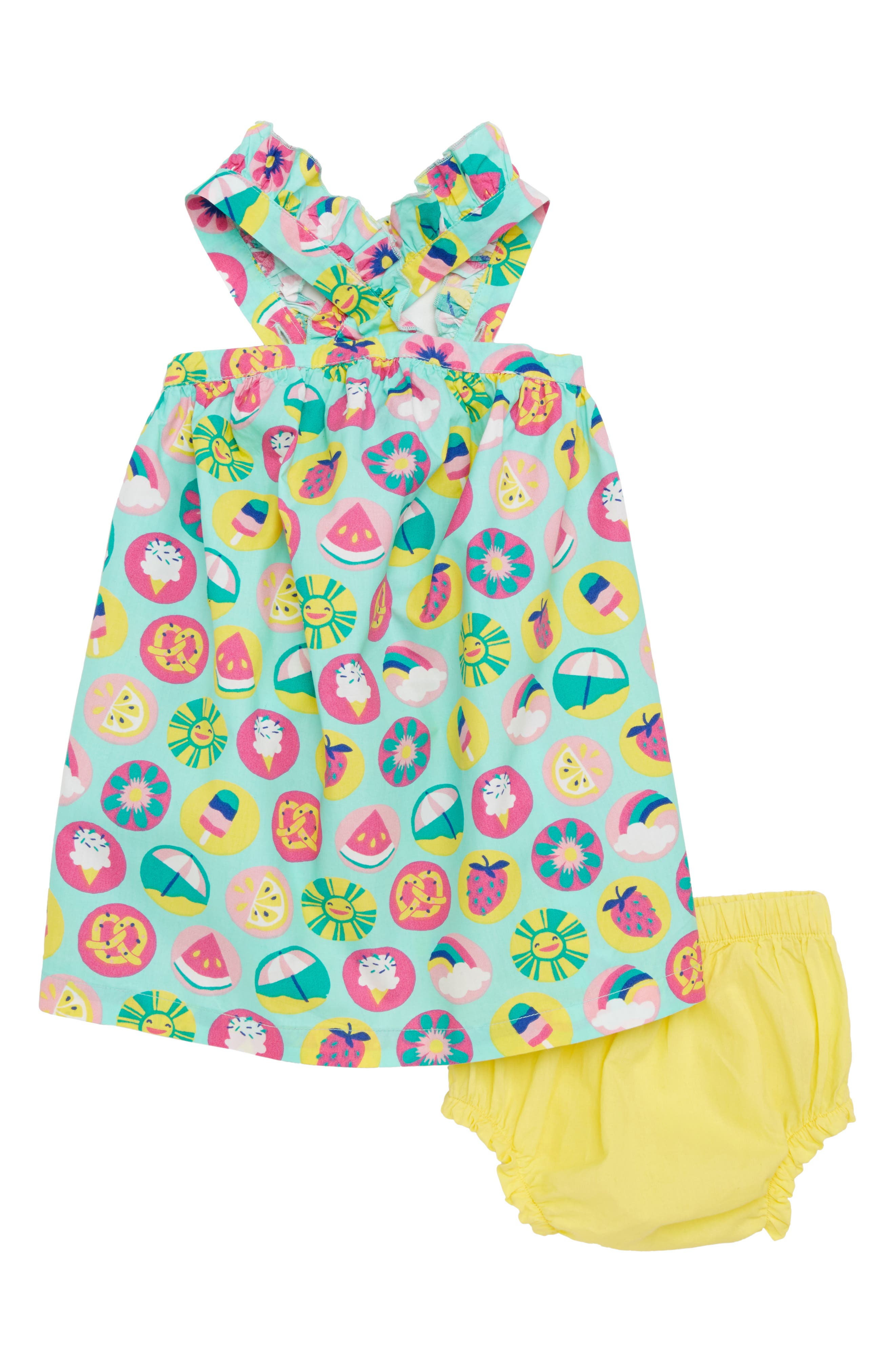 Hatley Pictographs Dress (Baby Girls)