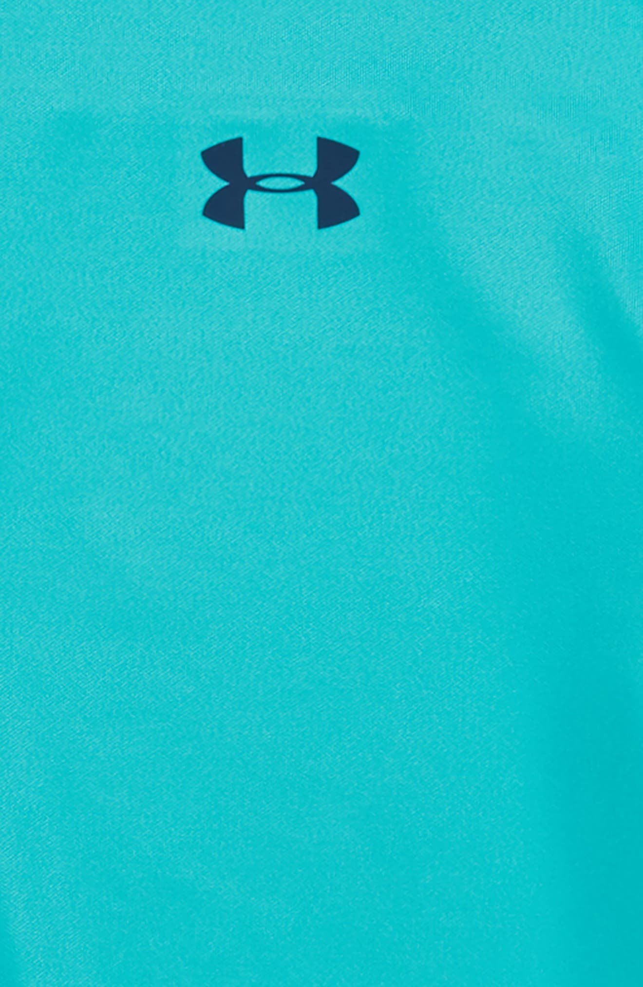 Performance HeatGear<sup>®</sup> Polo,                             Alternate thumbnail 2, color,                             Teal Punch/ Academy