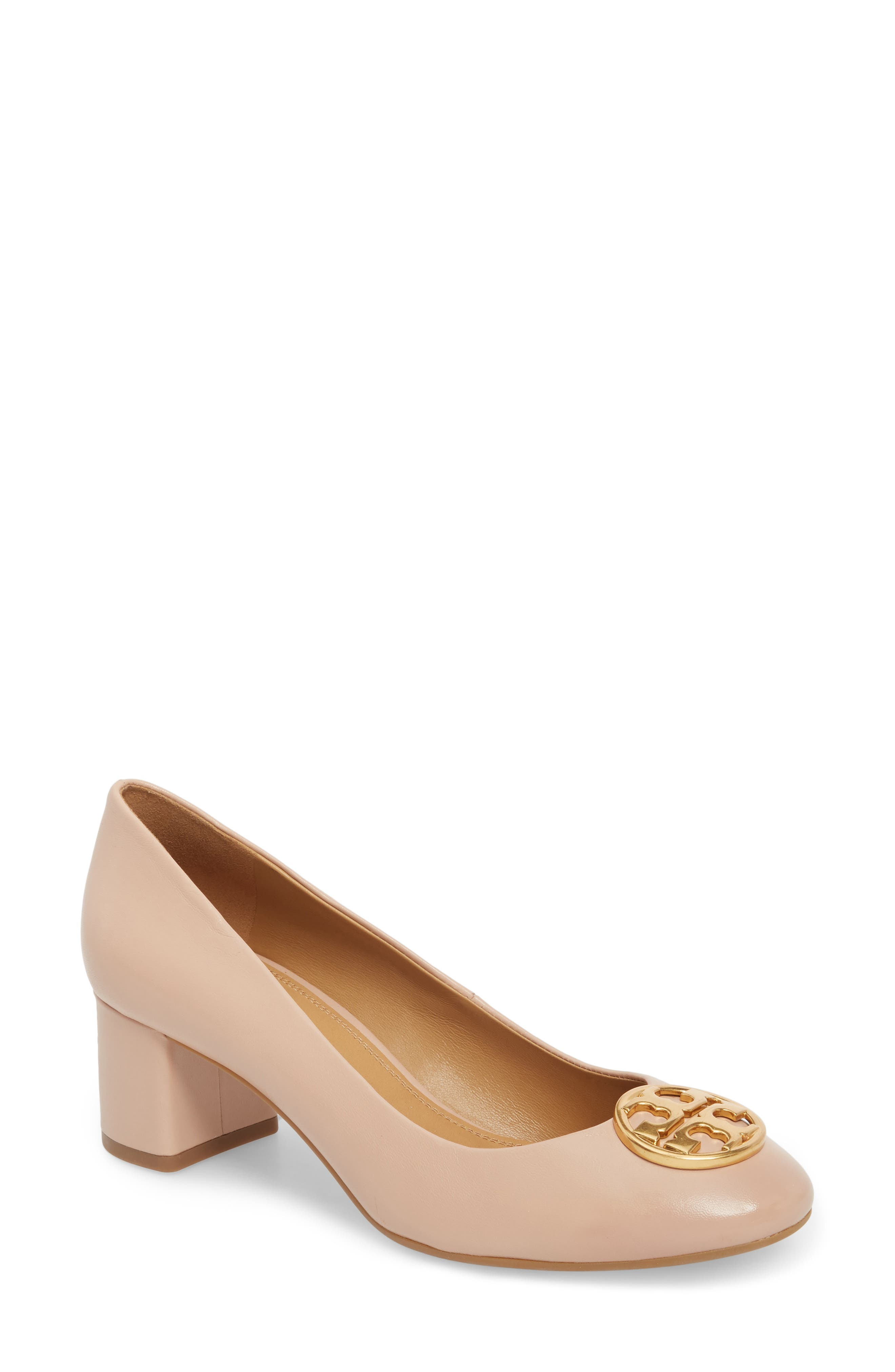 Chelsea Pump,                             Main thumbnail 1, color,                             Goan Sand