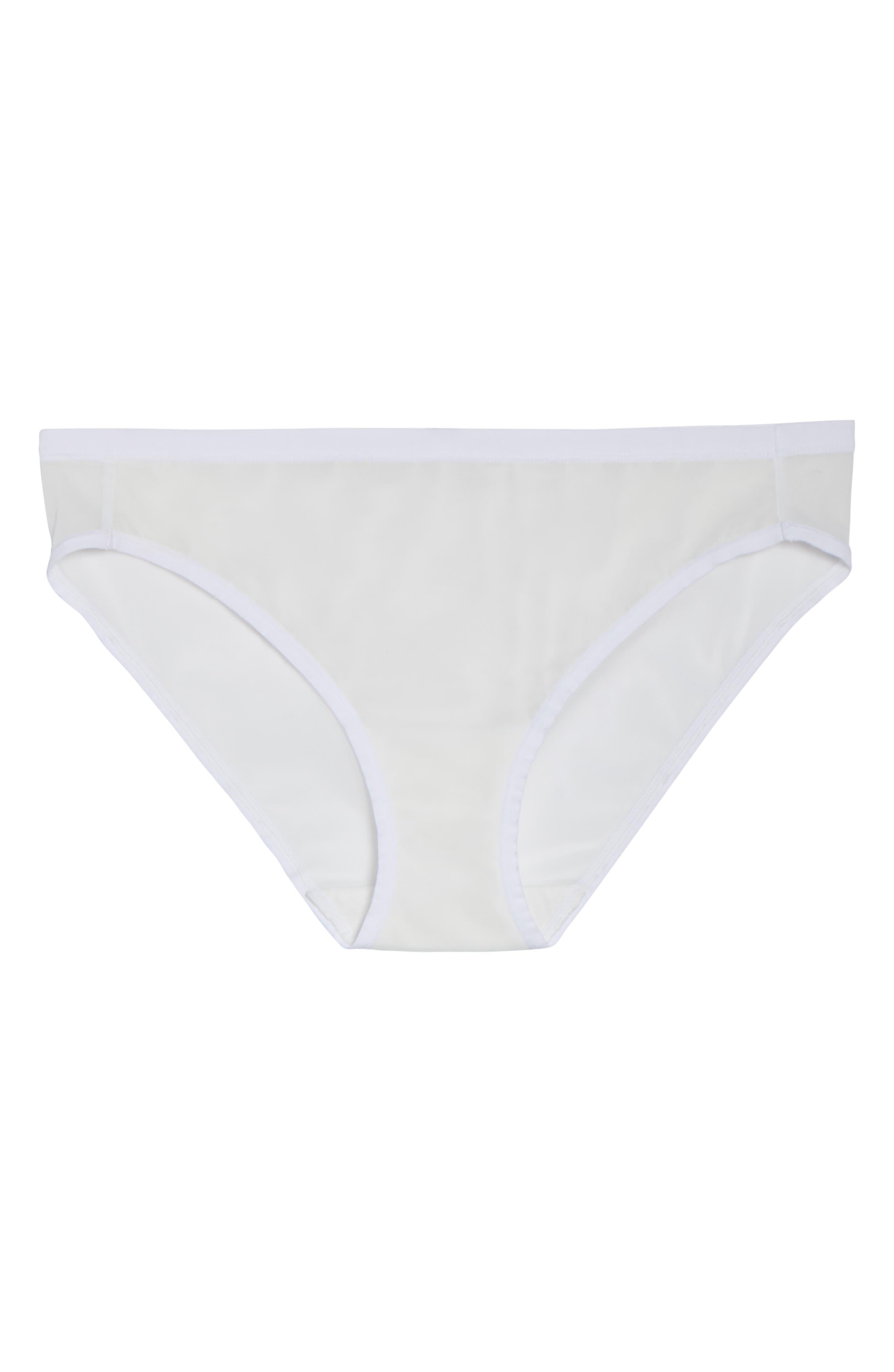 Bliss Light Bikini,                             Alternate thumbnail 4, color,                             White